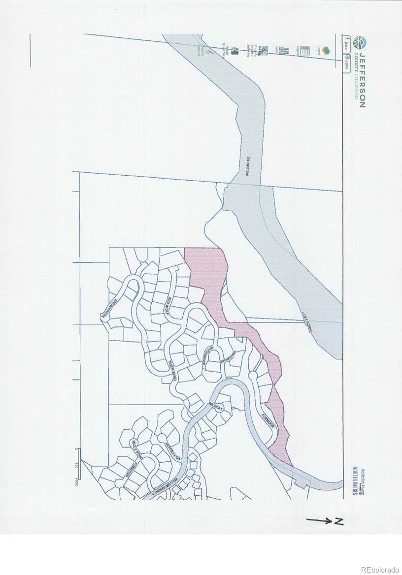 Tiger Bend Lane Property Photo - Morrison, CO real estate listing