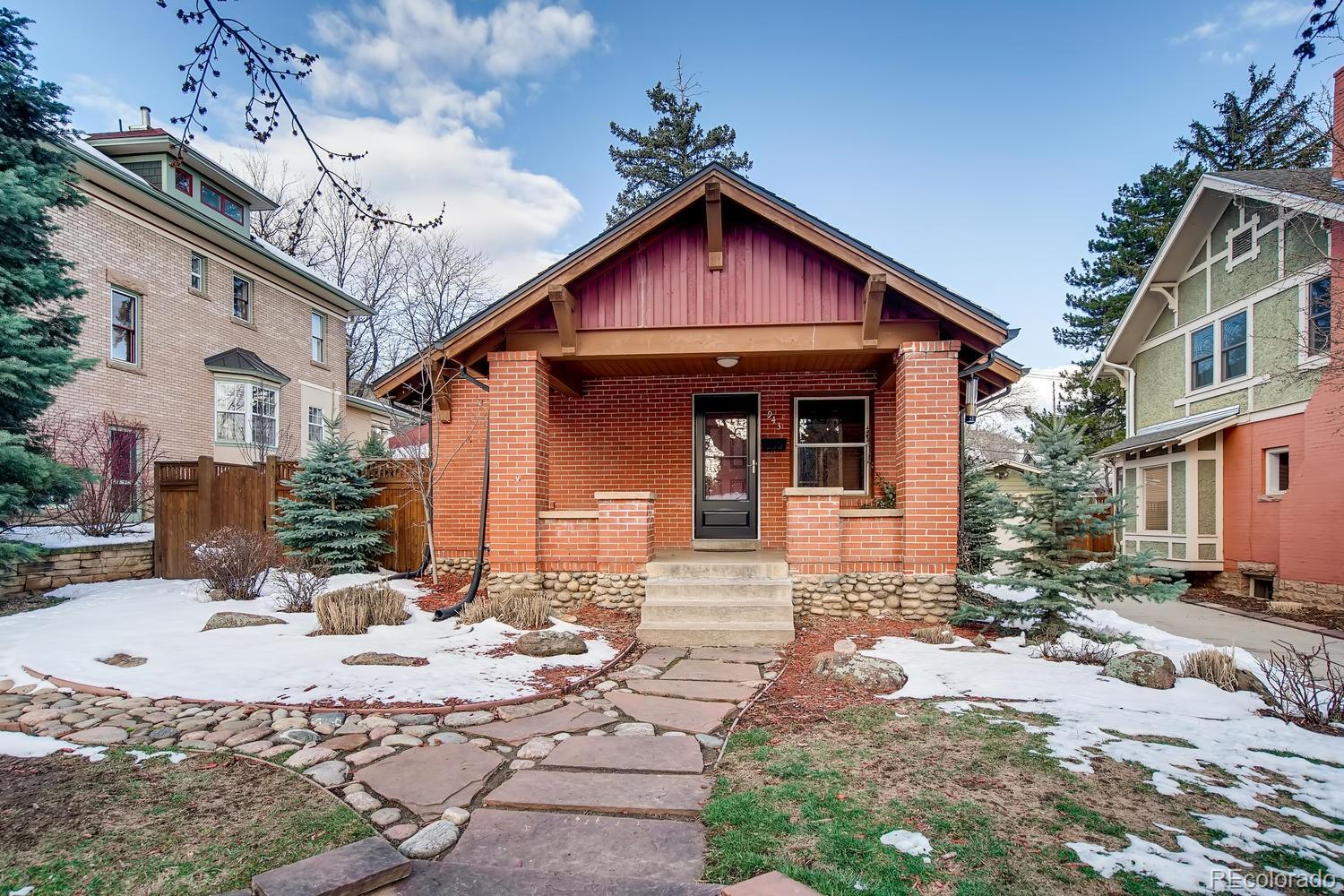 943 10th Street Property Photo - Boulder, CO real estate listing