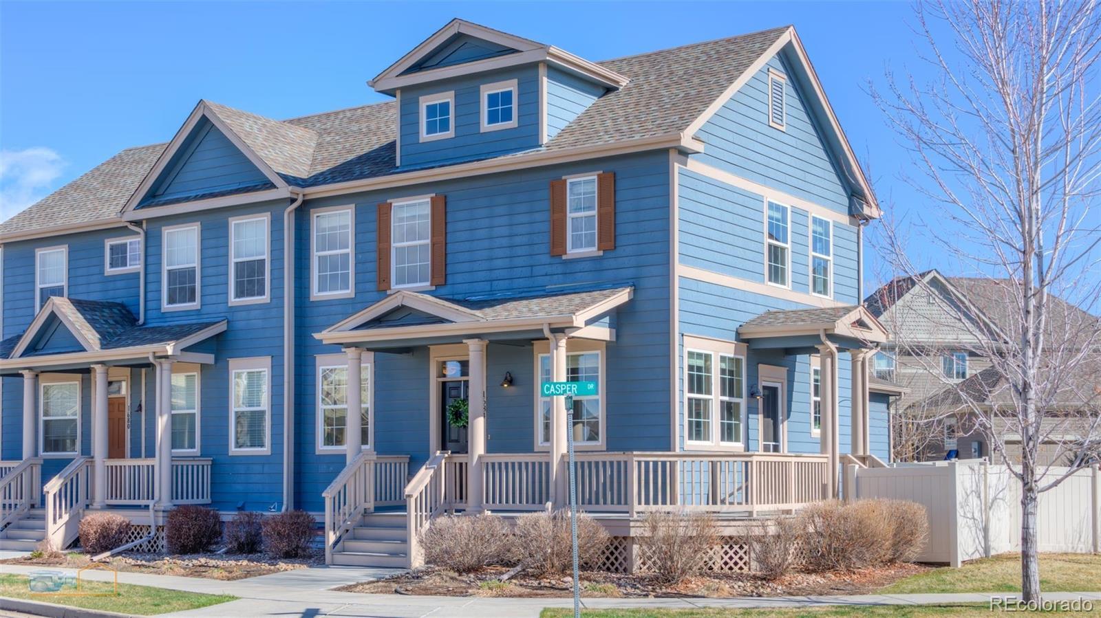 1684 Saratoga Drive Property Photo - Lafayette, CO real estate listing