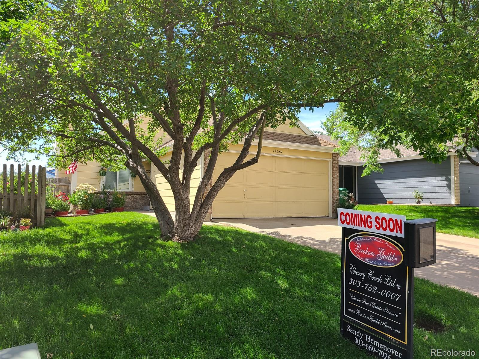 17626 E Bethany Circle Property Photo - Aurora, CO real estate listing