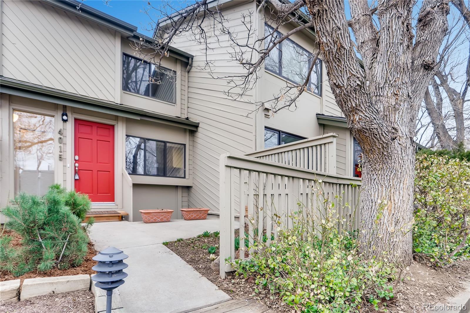 4015 Wonderland Hill Avenue Property Photo - Boulder, CO real estate listing