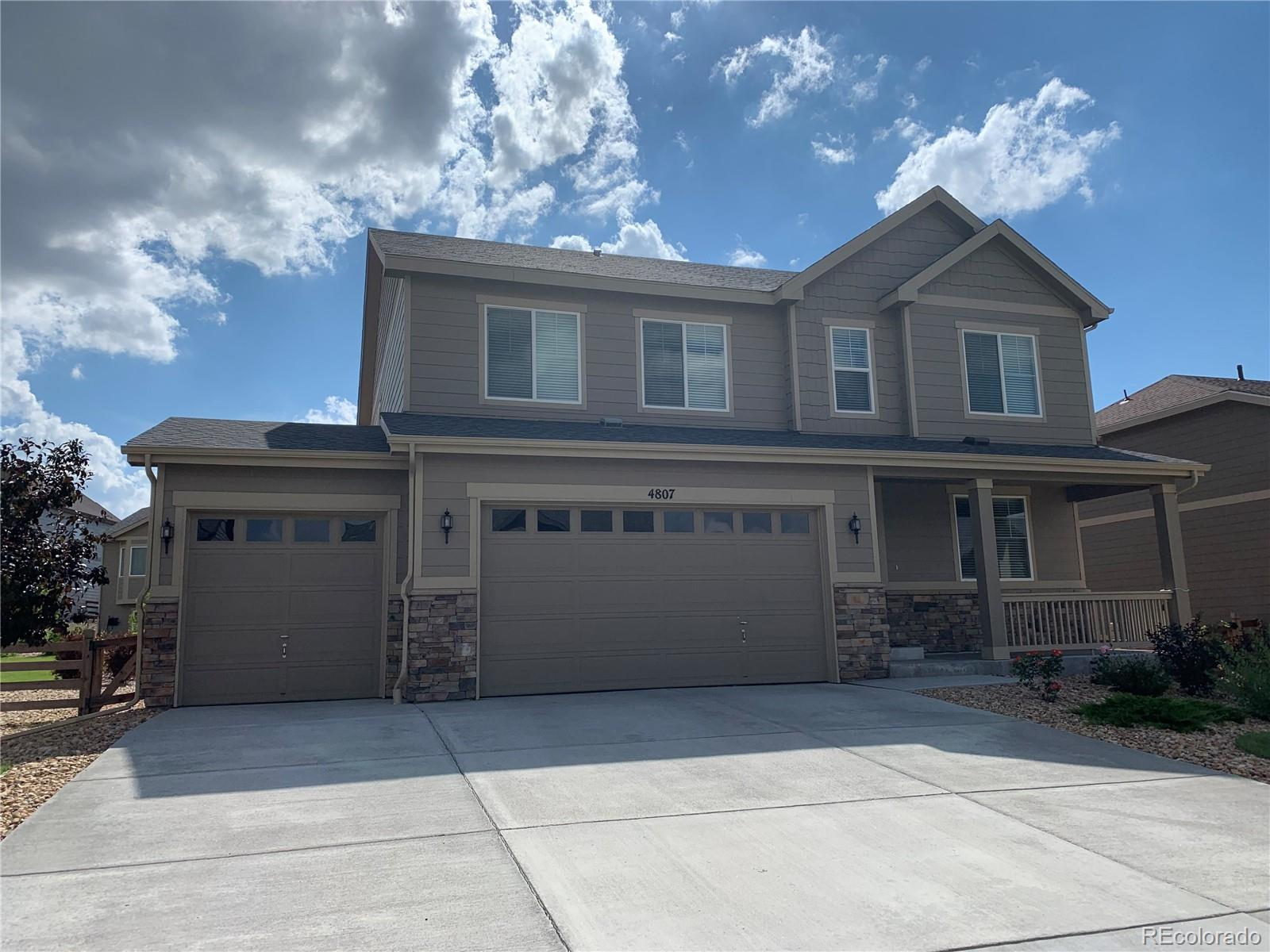4807 S Rome Way Property Photo - Aurora, CO real estate listing
