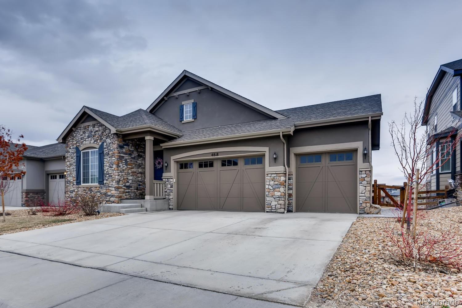 4818 S Netherland Street Property Photo - Centennial, CO real estate listing