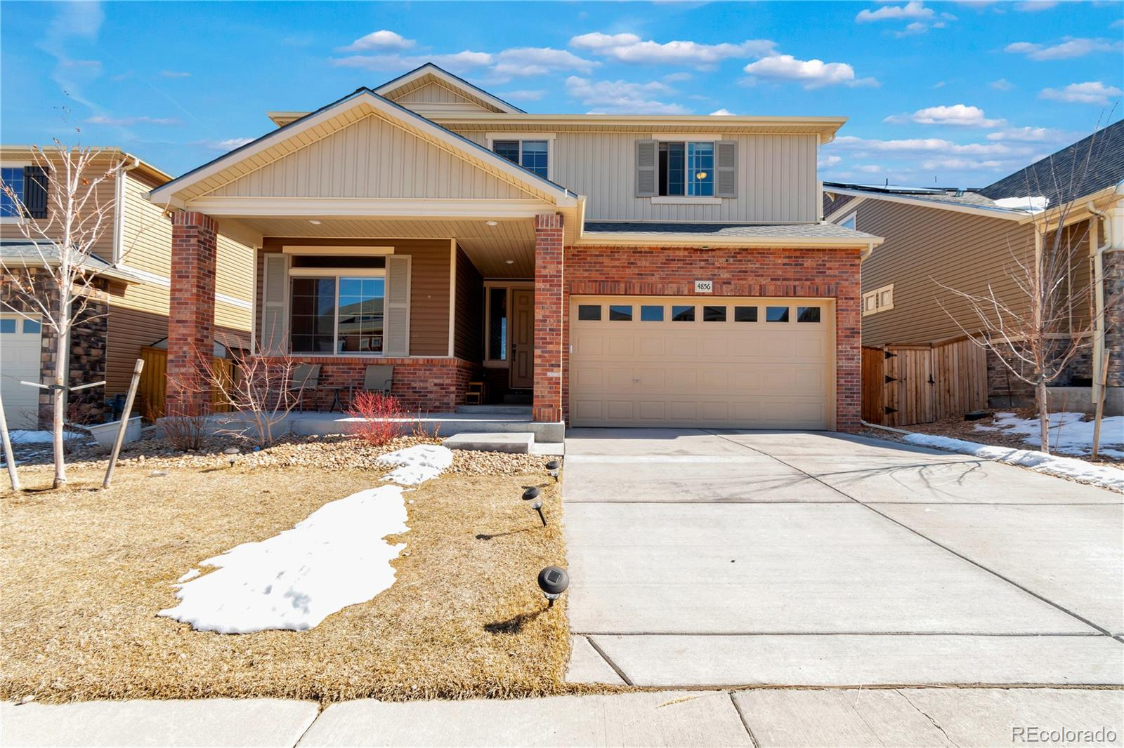 4856 S Buchanan Street Property Photo - Aurora, CO real estate listing