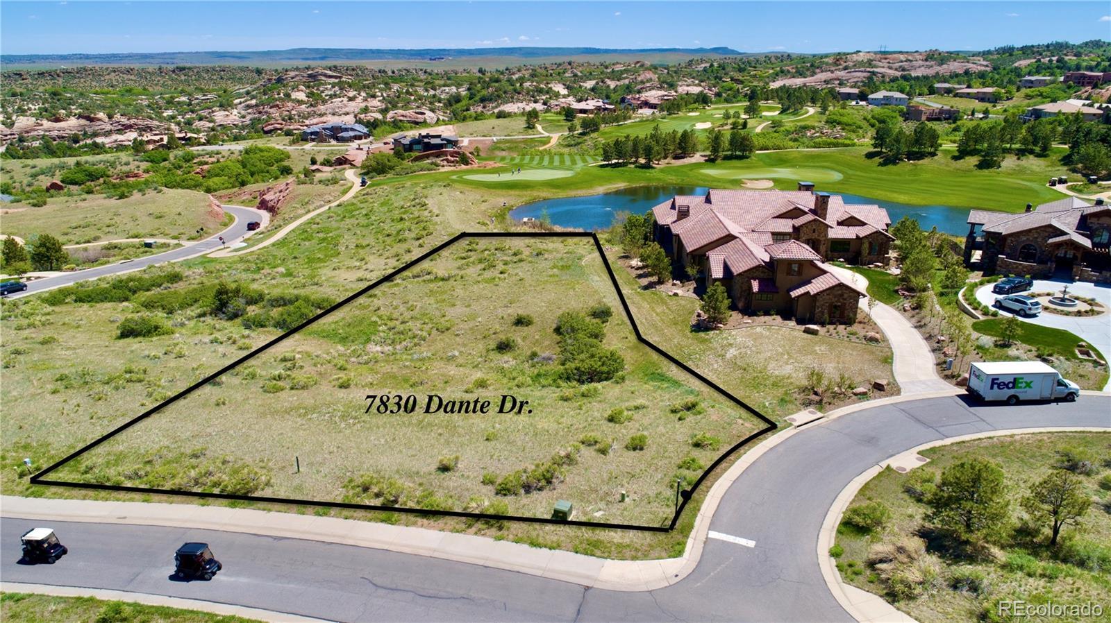 7830 Dante Drive Property Photo - Littleton, CO real estate listing