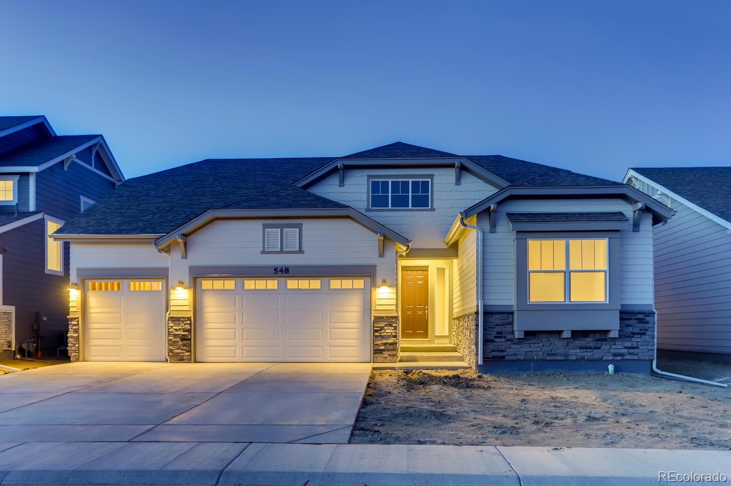 548 Ranchhand Drive Property Photo - Berthoud, CO real estate listing