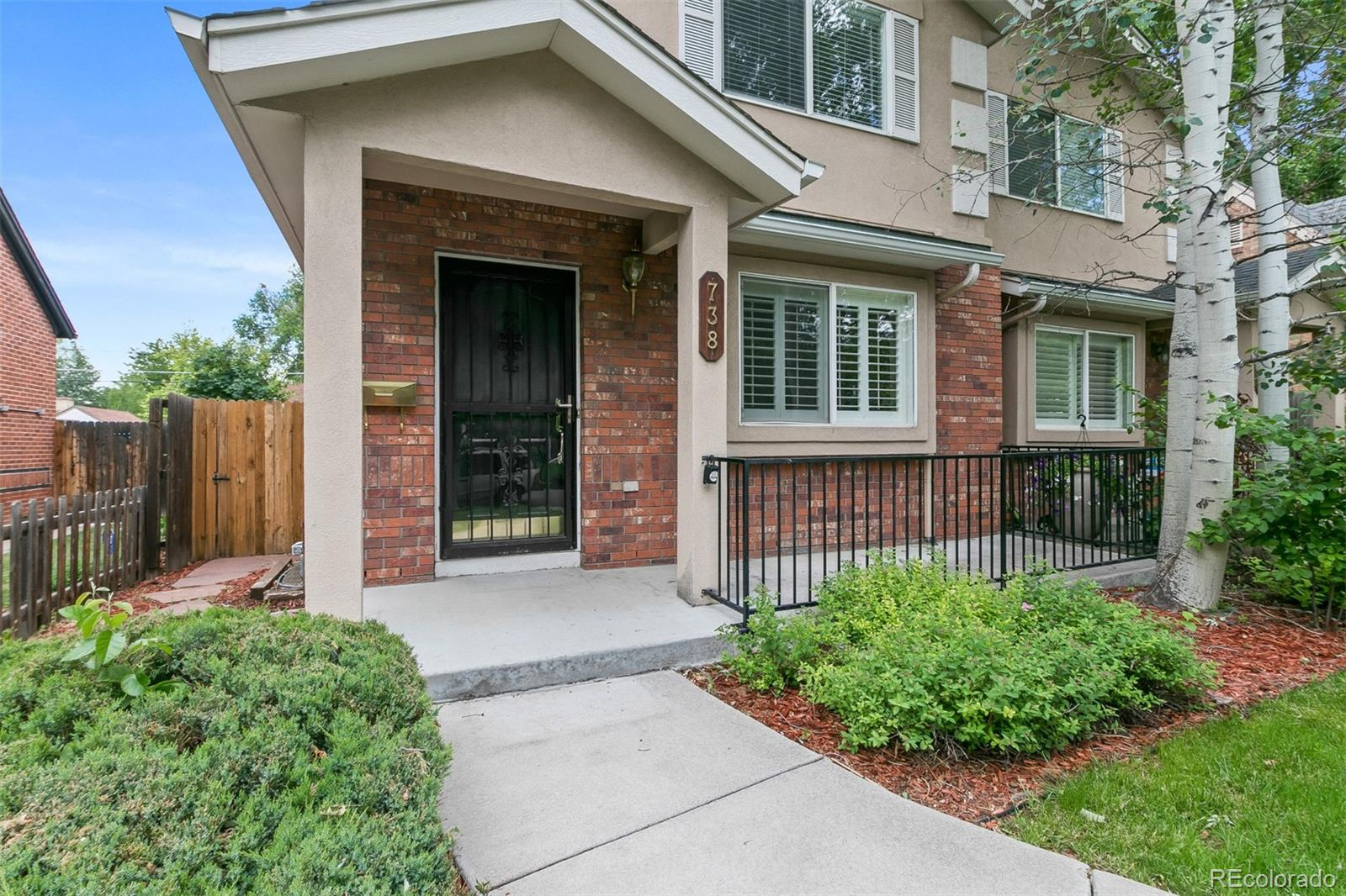 738 Ash Street Property Photo - Denver, CO real estate listing