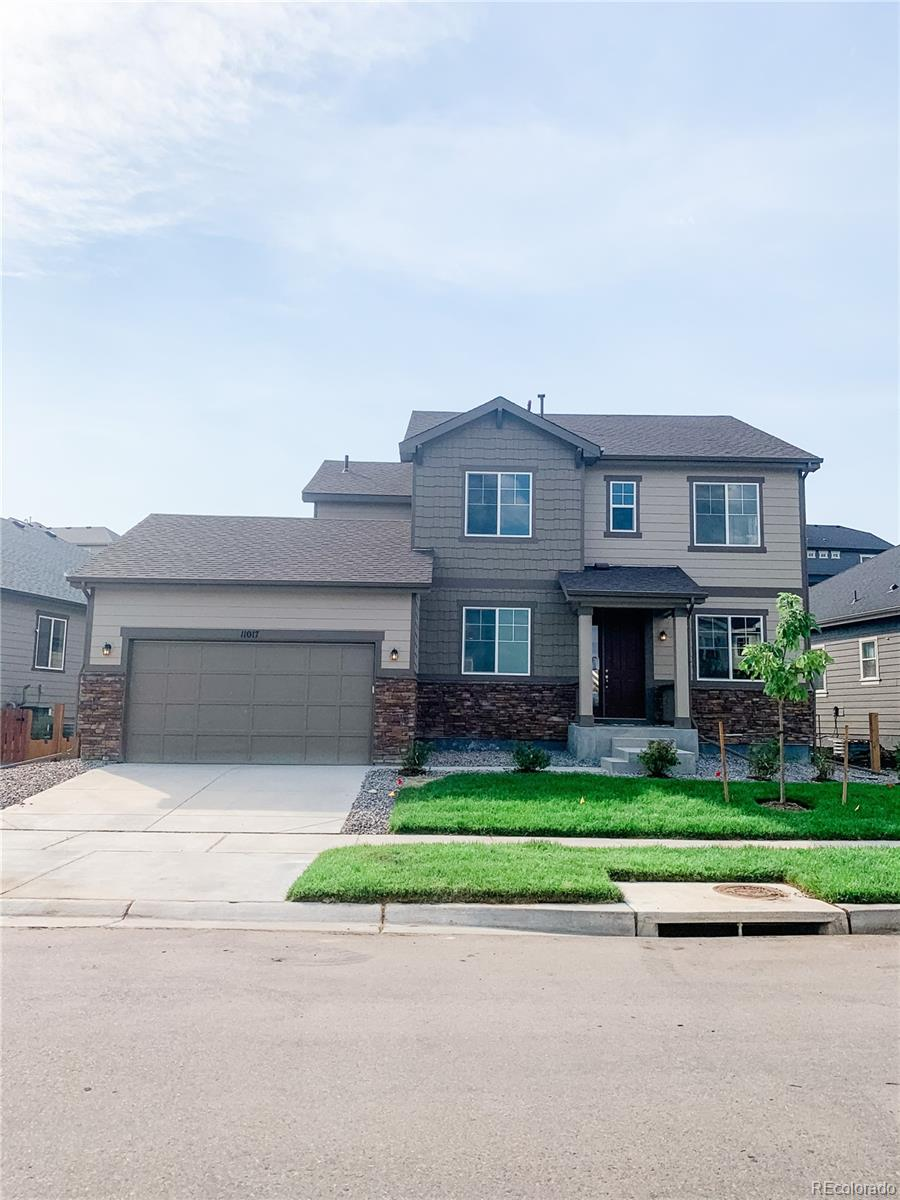 11017 Ledges Road Property Photo - Parker, CO real estate listing