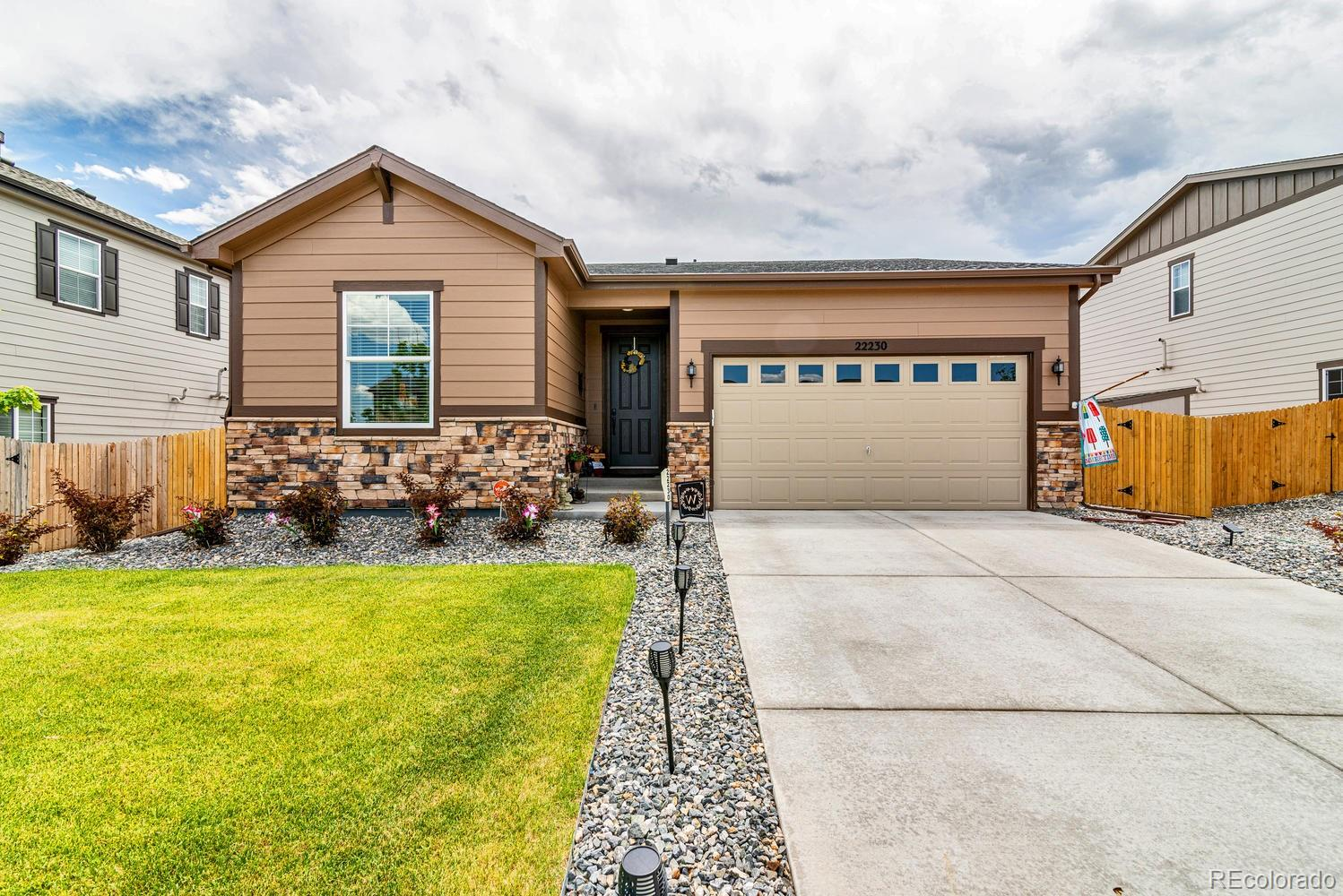 22230 E Mansfield Place Property Photo - Aurora, CO real estate listing