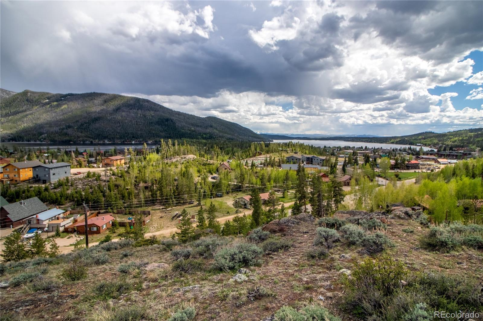 W Portal Road Property Photo - Grand Lake, CO real estate listing