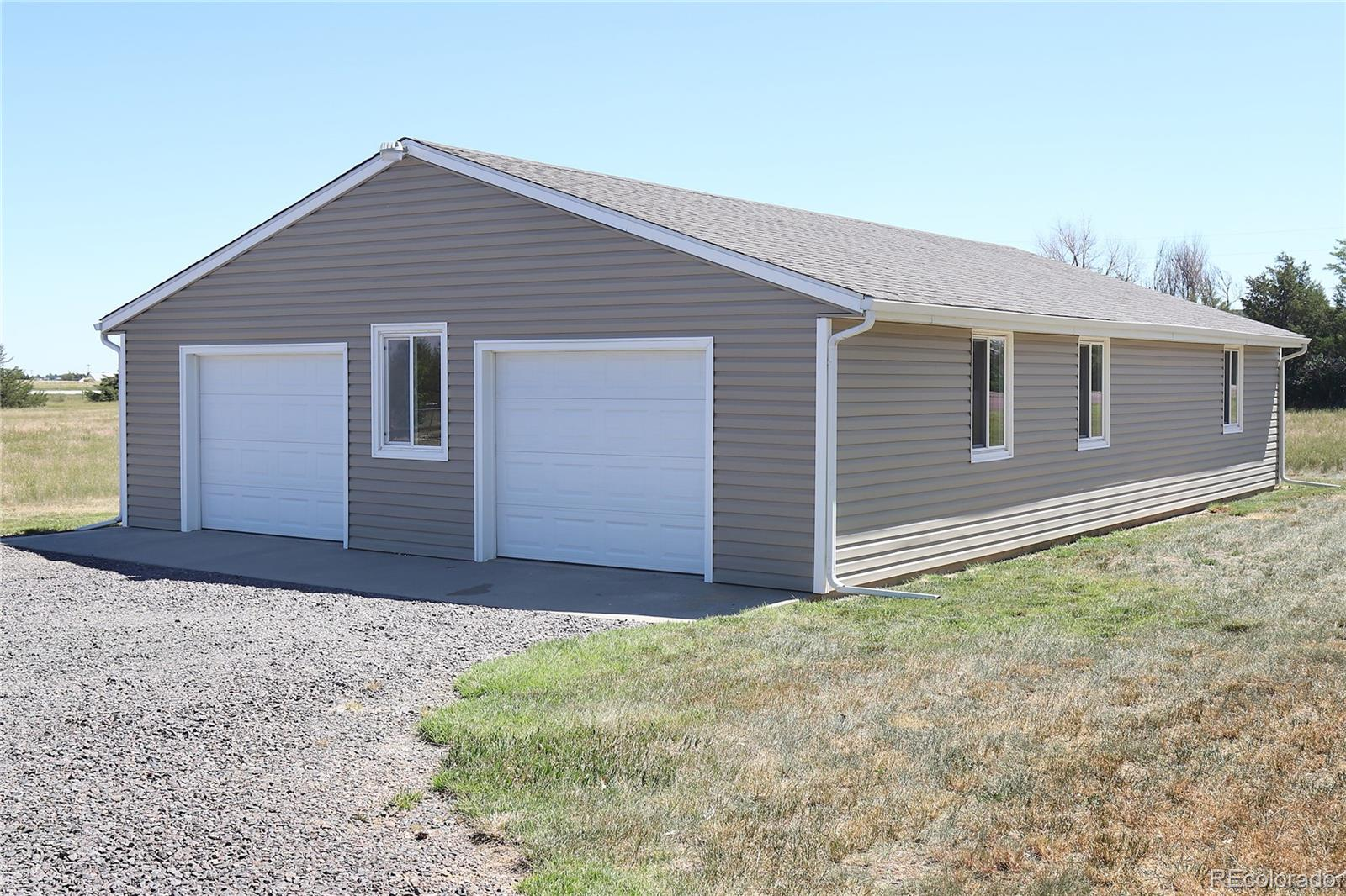 54881 E Bison Drive Property Photo - Strasburg, CO real estate listing