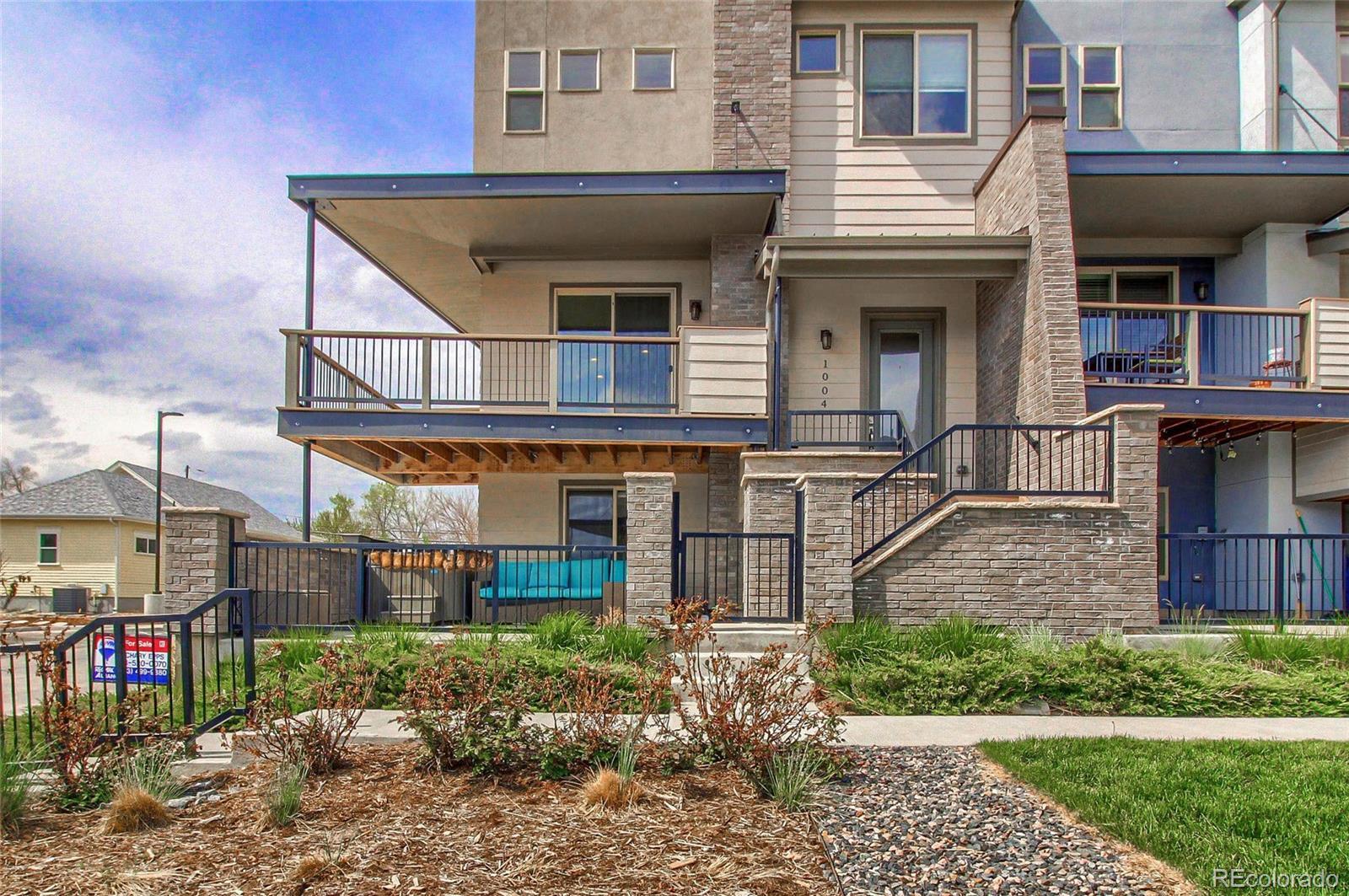 1004 Maria Lane Property Photo - Louisville, CO real estate listing