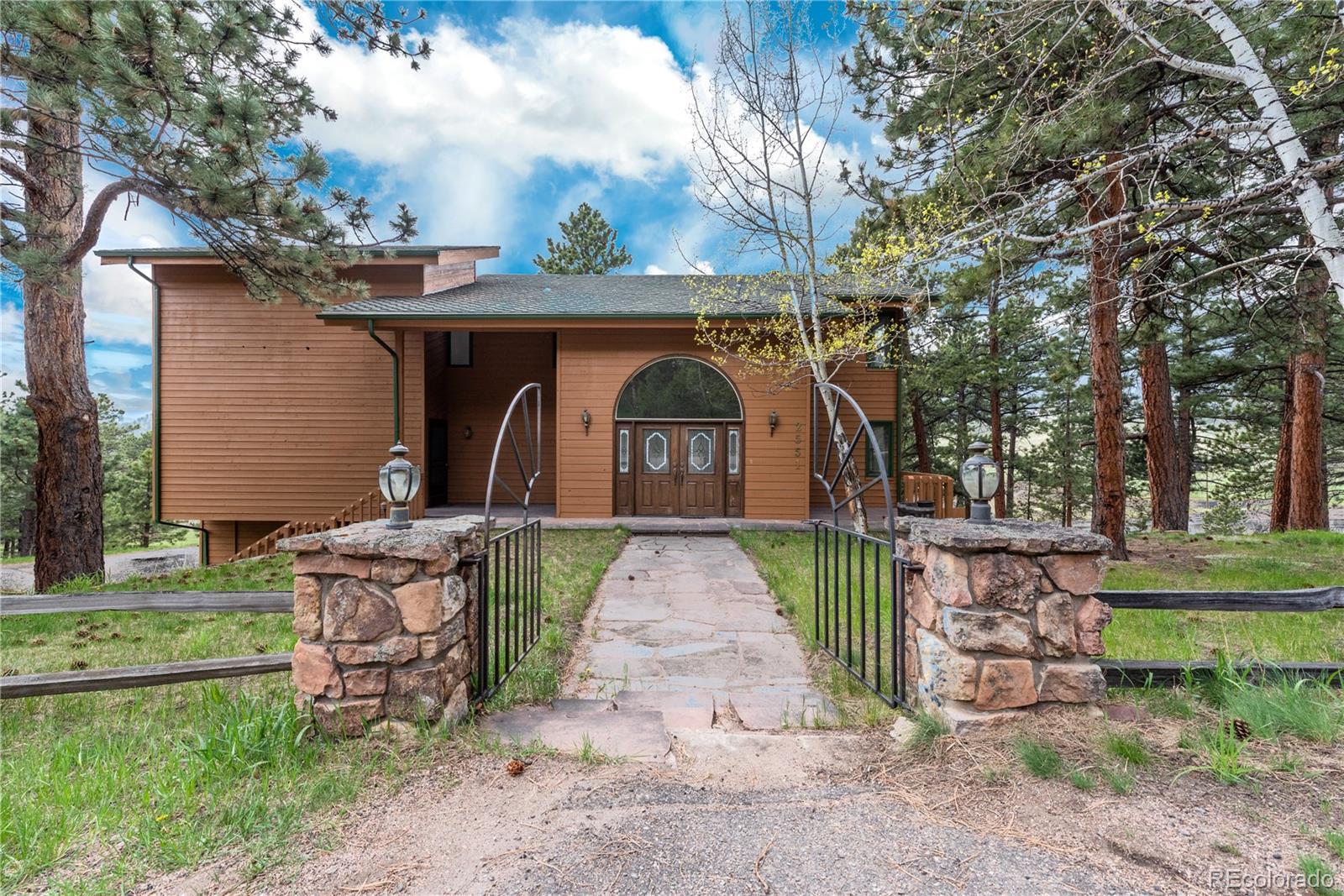 2551 Pinehurst Drive, Evergreen, CO 80439 - Evergreen, CO real estate listing