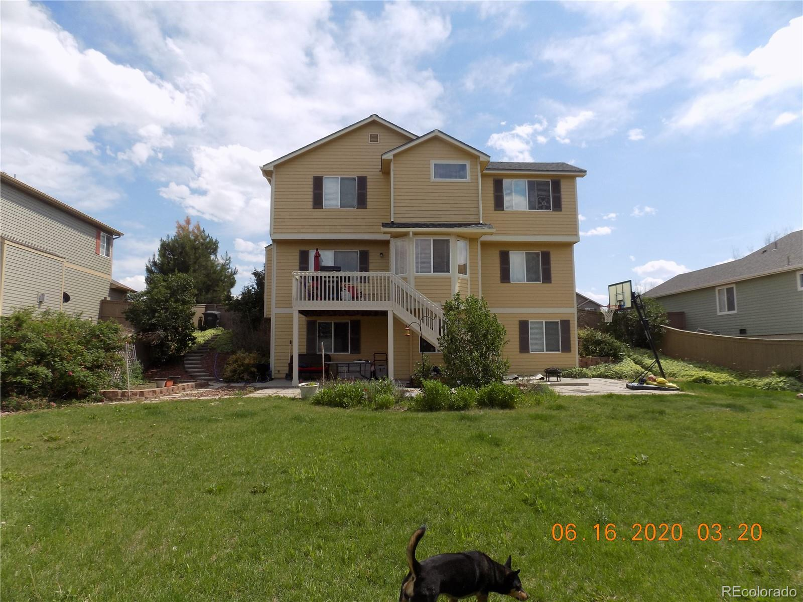 5045 Eckert Street Property Photo - Castle Rock, CO real estate listing