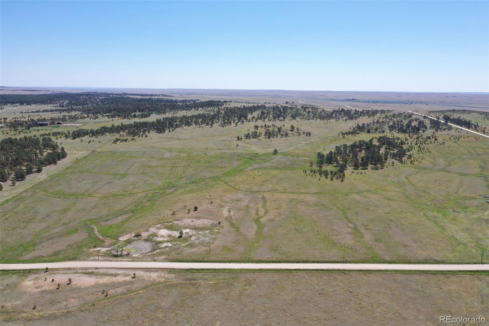 0001 CR 73 Property Photo - Calhan, CO real estate listing