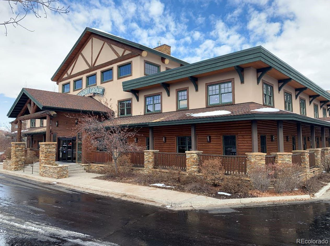 2150 Resort Drive #A1 Property Photo - Steamboat Springs, CO real estate listing