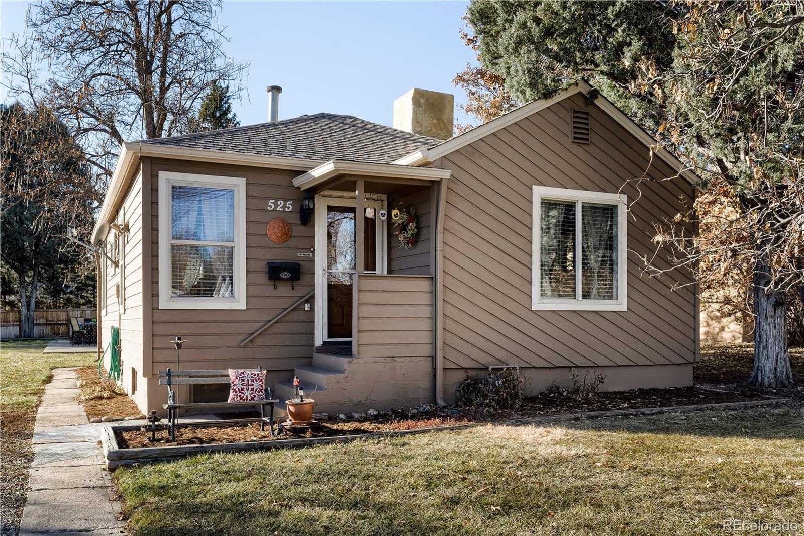 525 City Park Avenue Property Photo - Fort Collins, CO real estate listing