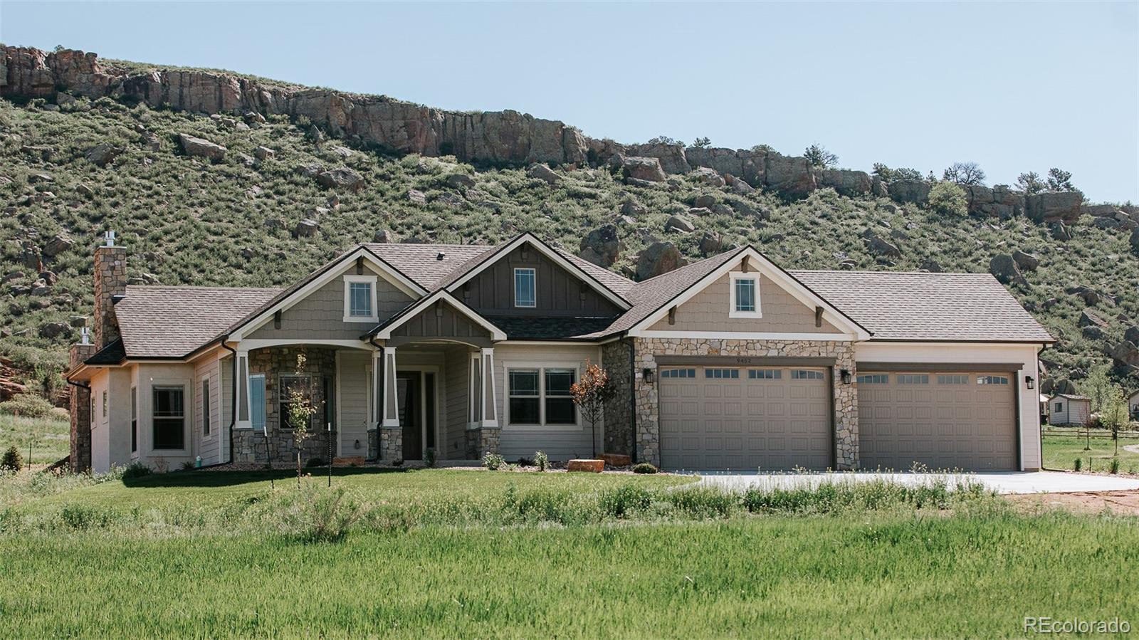 9452 Alfalfa Way Property Photo - Loveland, CO real estate listing