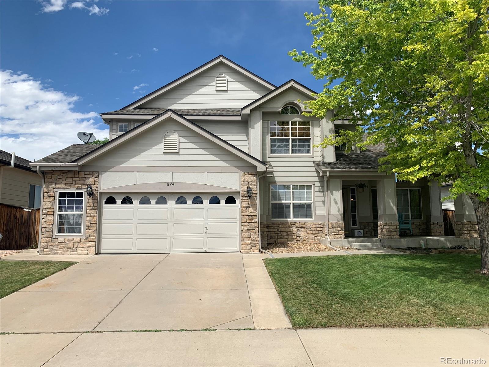 674 Clarendon Drive Property Photo - Longmont, CO real estate listing