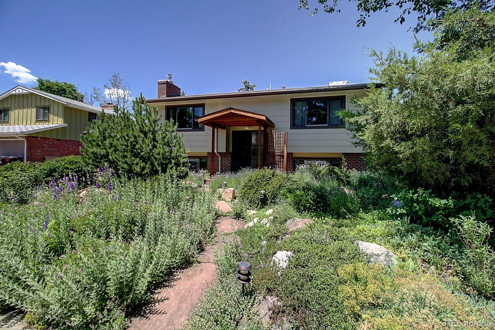 1031 Waite Drive Property Photo - Boulder, CO real estate listing