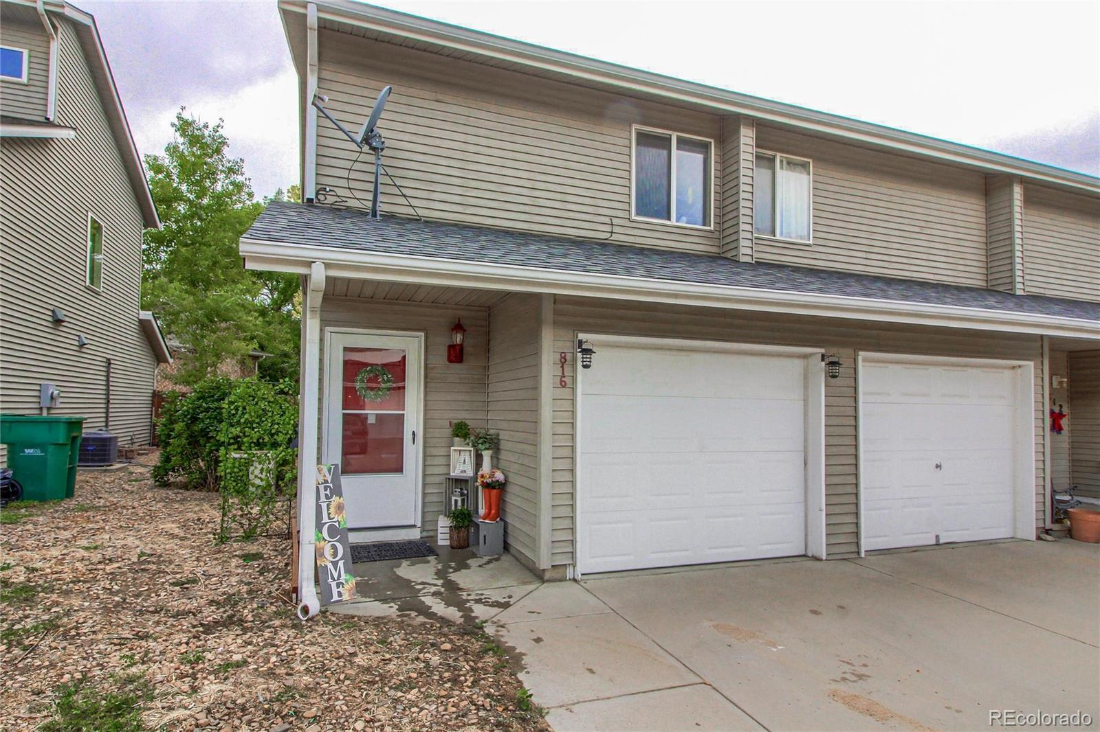 816 Gabriel Court Property Photo - Dacono, CO real estate listing