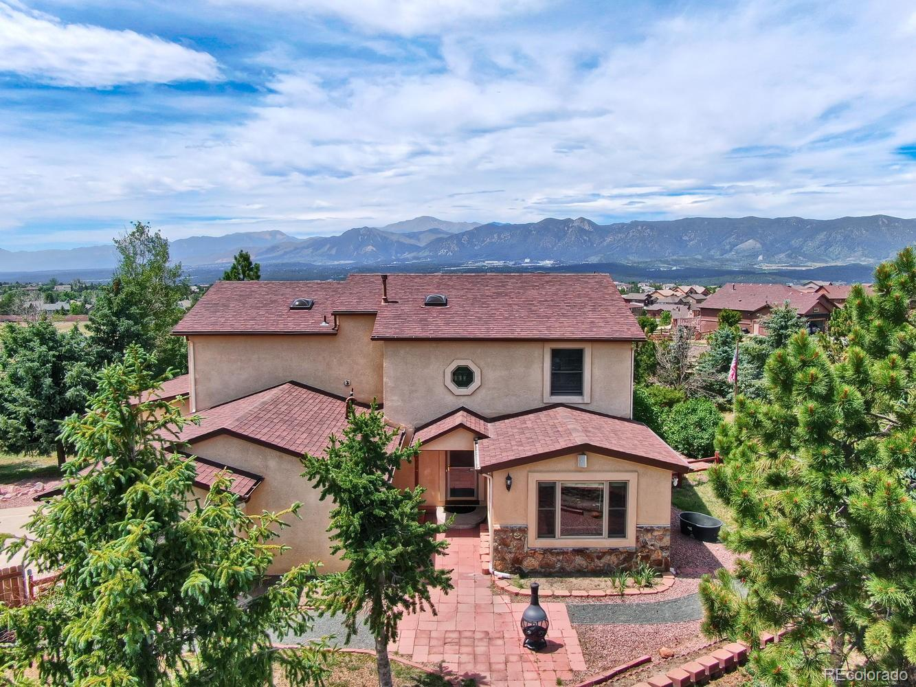 15570 Castlegate Court Property Photo - Colorado Springs, CO real estate listing