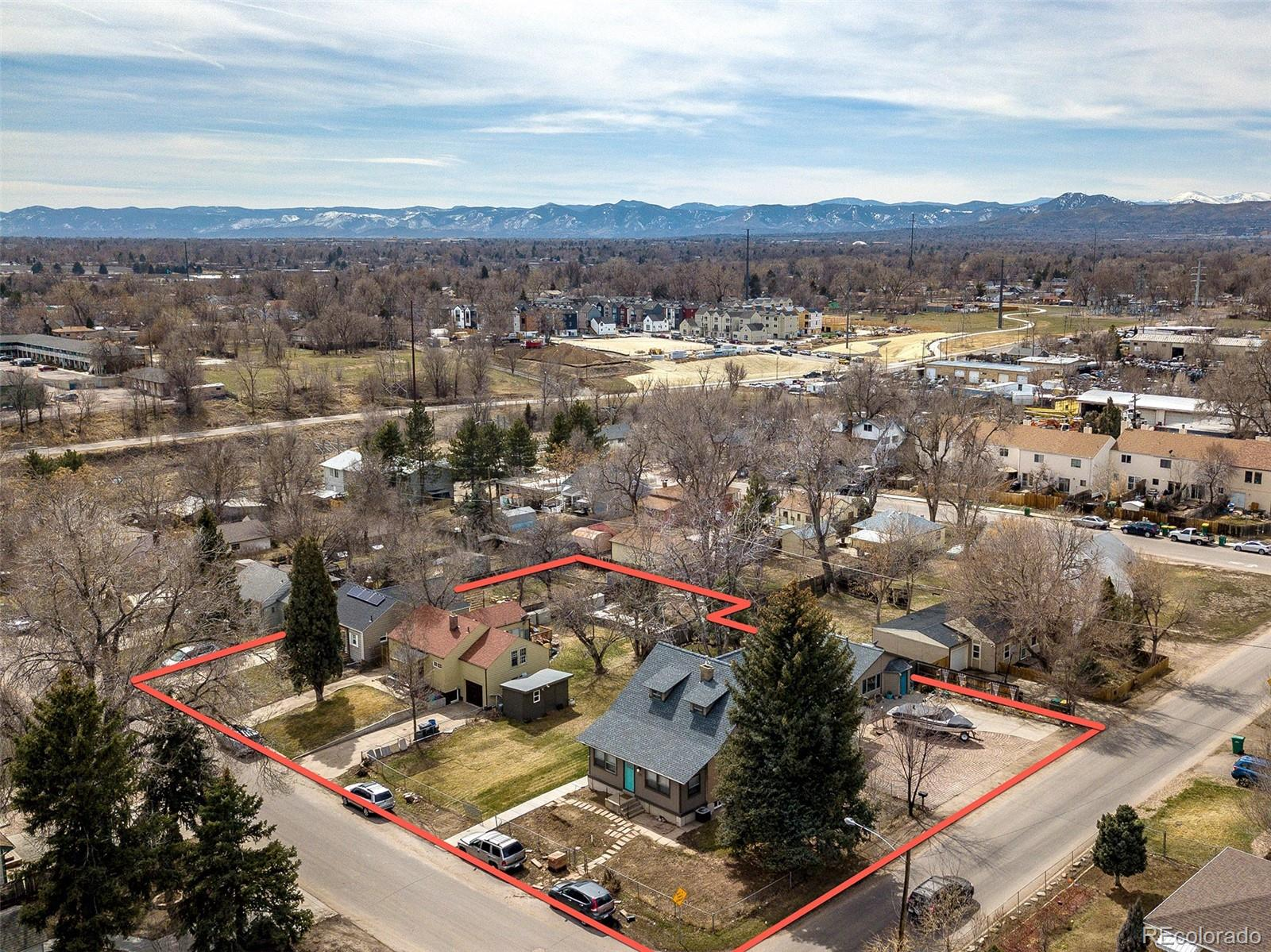 1275 Ames Street Property Photo - Lakewood, CO real estate listing