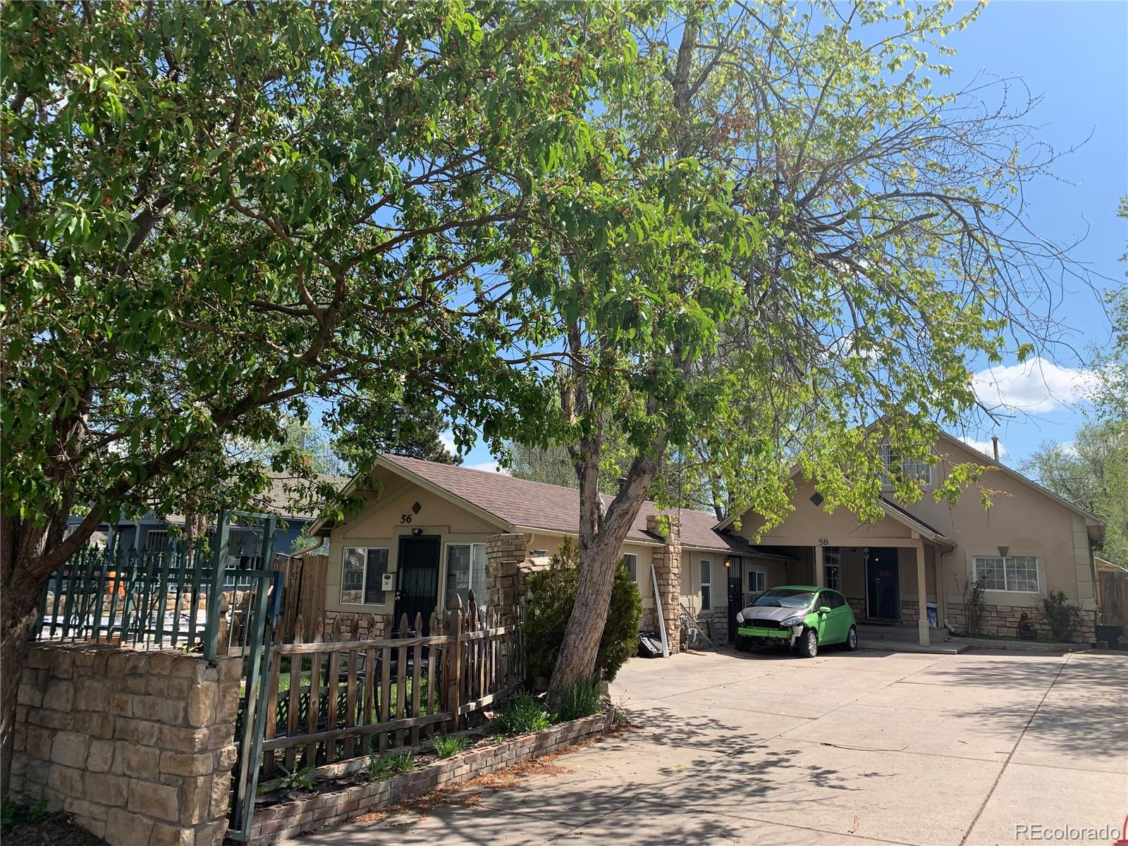 56 S Julian Street Property Photo - Denver, CO real estate listing