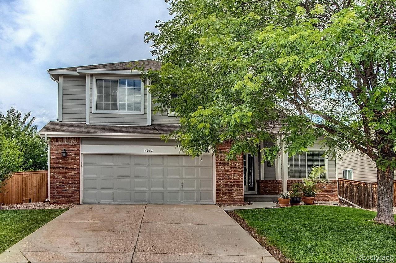 6917 Edgewood Court, Highlands Ranch, CO 80130 - Highlands Ranch, CO real estate listing