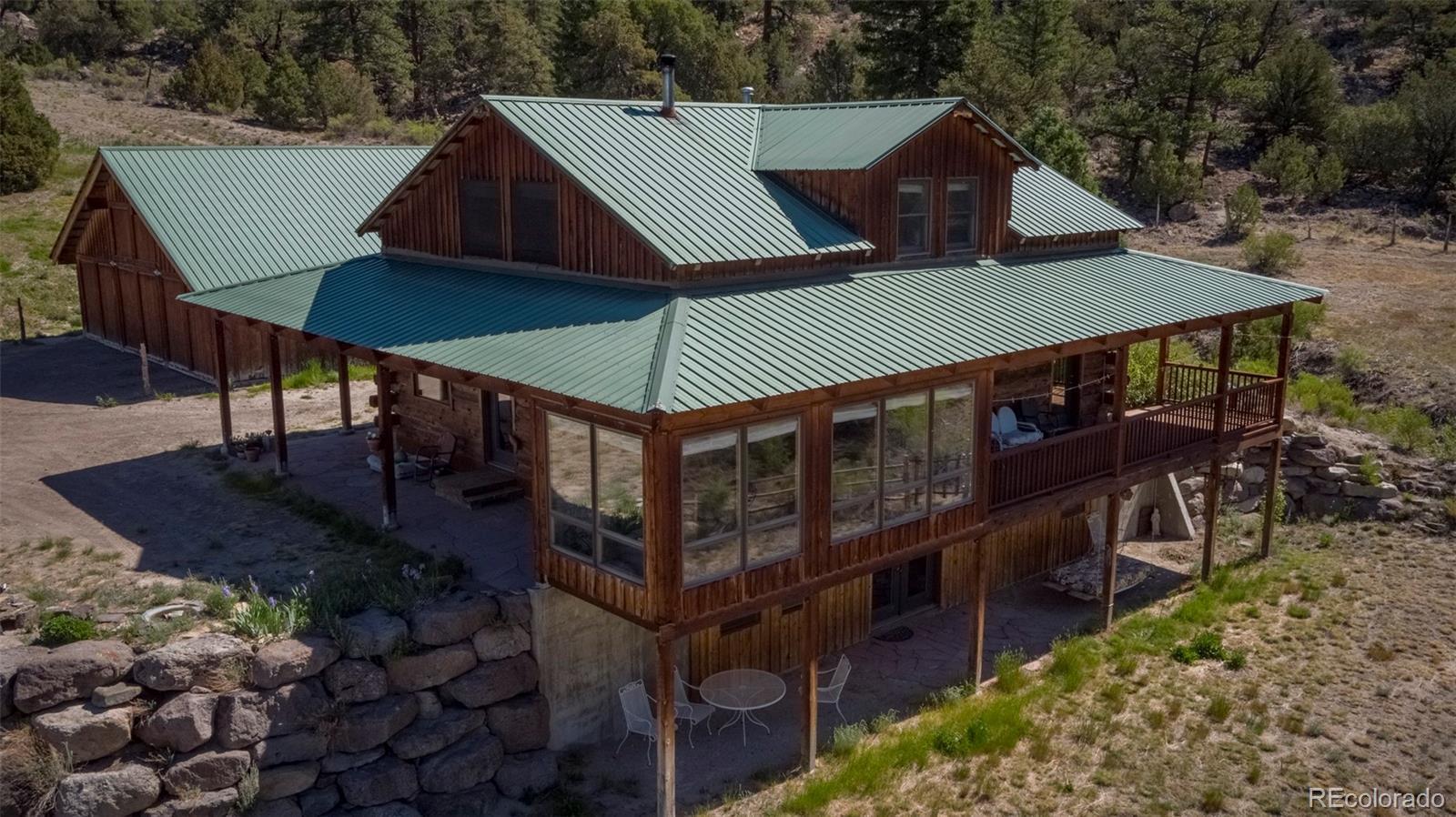 10500 FS 181a Road, Salida, CO 81201 - Salida, CO real estate listing