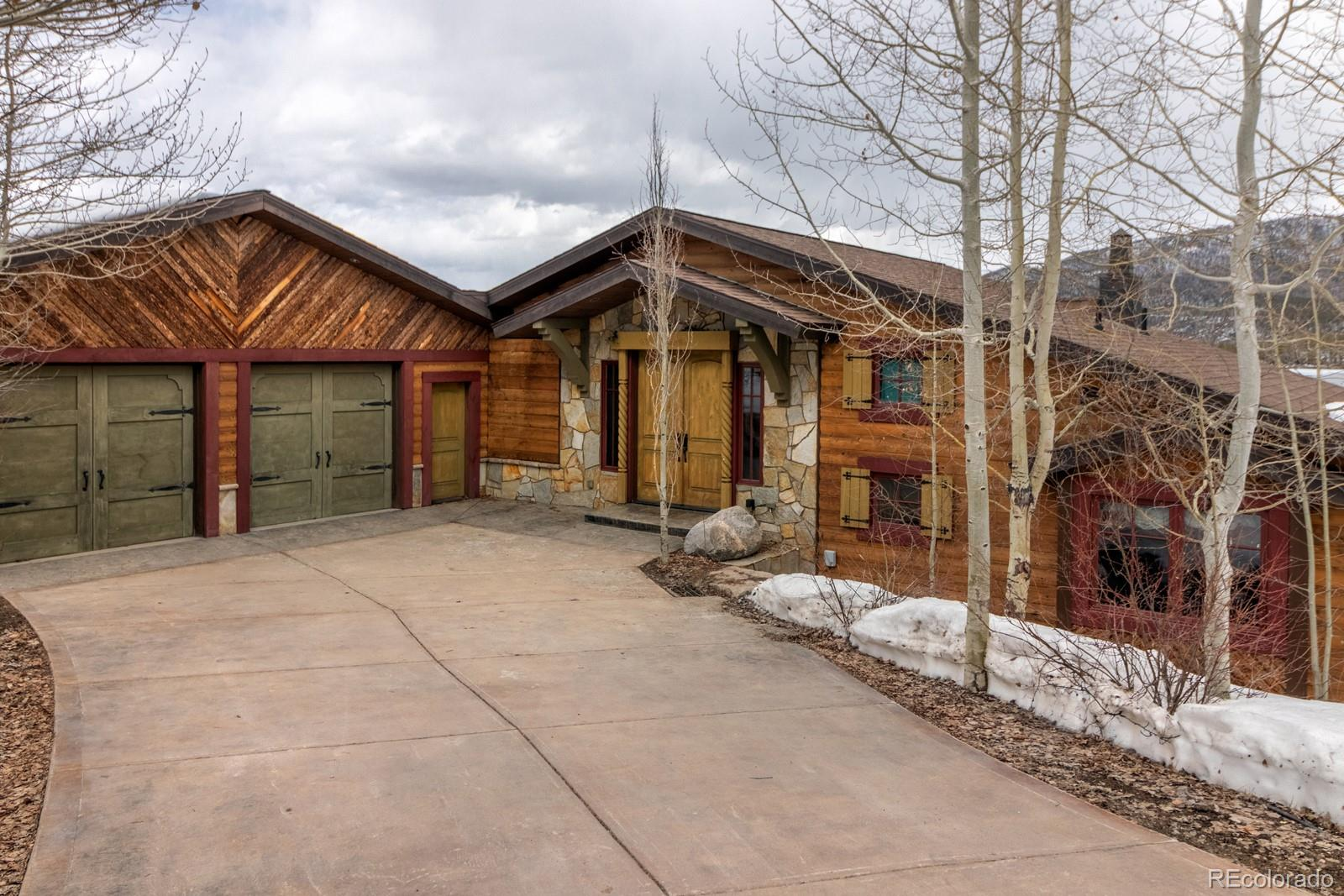 740 County Road 66 Property Photo - Grand Lake, CO real estate listing