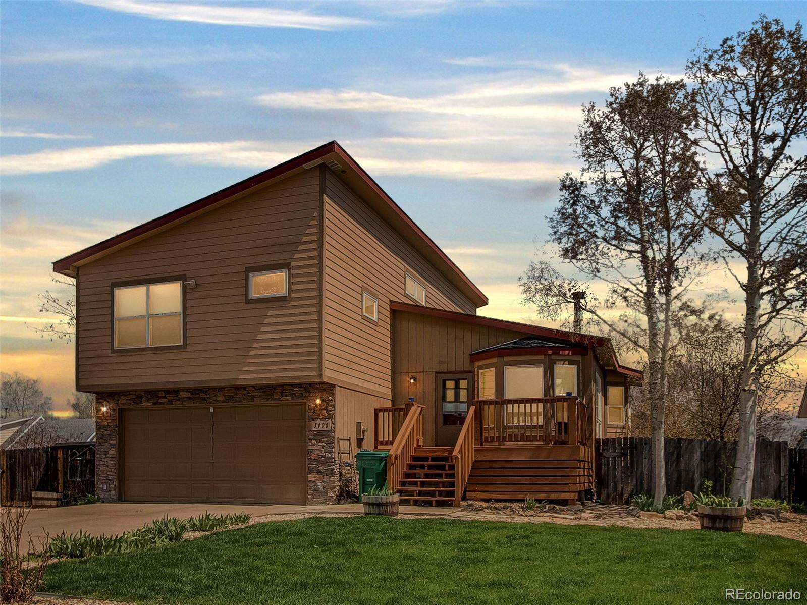 3400 Collins Avenue, Evans, CO 80620 - Evans, CO real estate listing