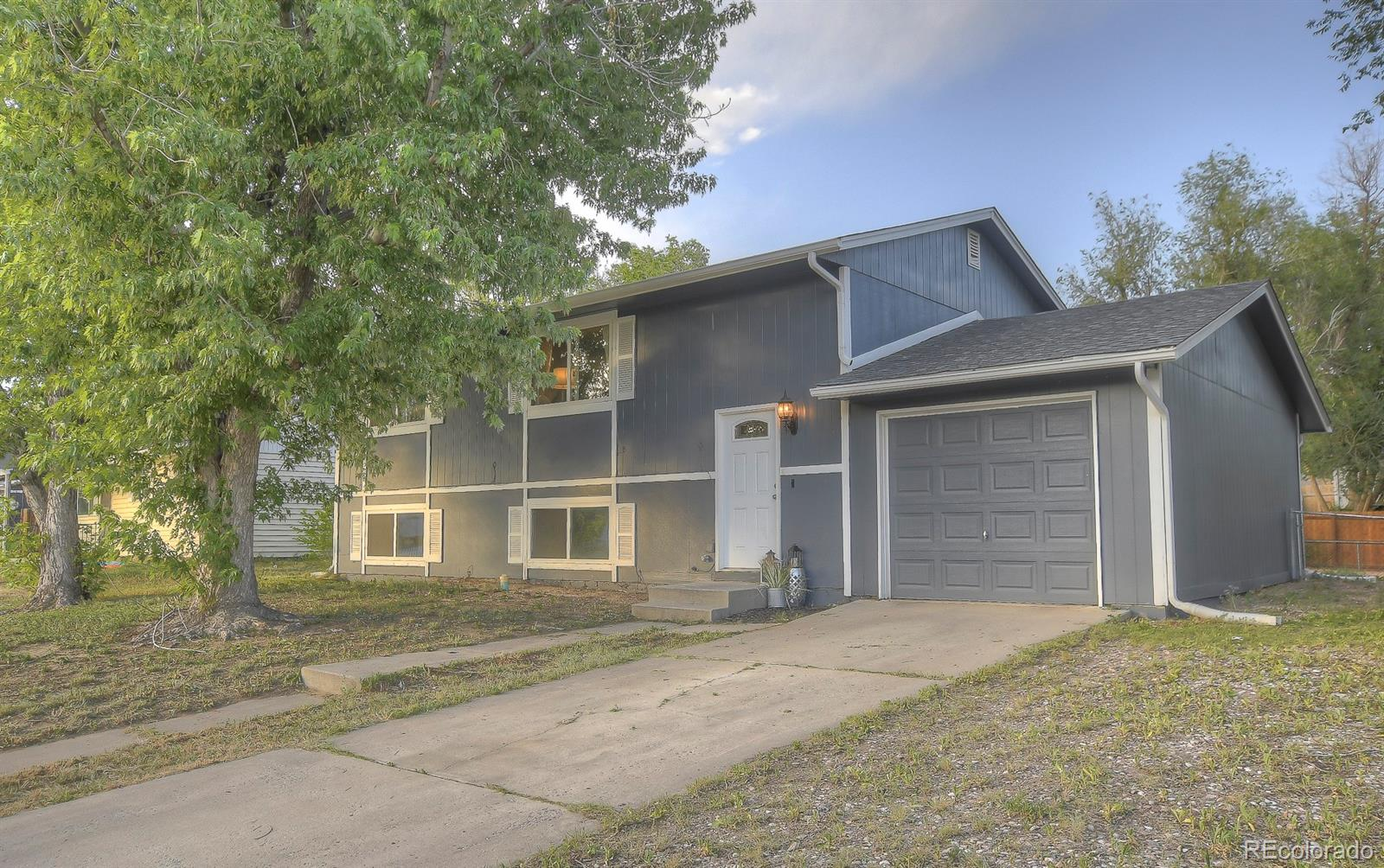 2545 Barkman Drive Property Photo - Colorado Springs, CO real estate listing