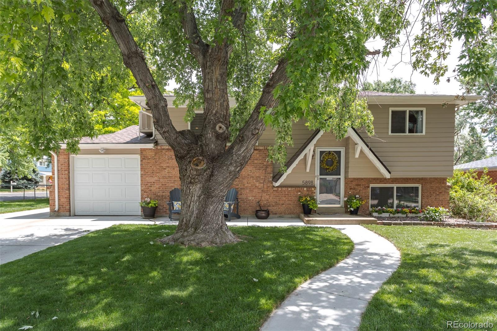 5898 Parfet Court Property Photo - Arvada, CO real estate listing