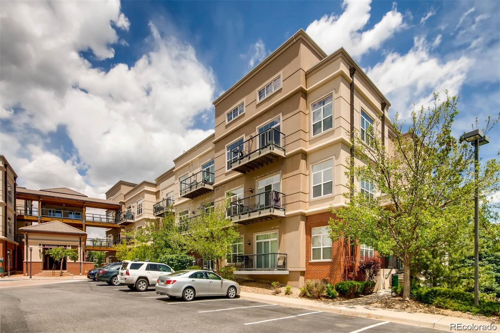 5677 S Park Place #306B Property Photo - Greenwood Village, CO real estate listing