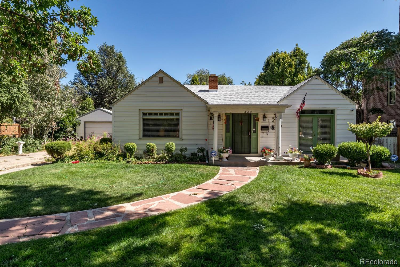 2440 S Monroe Street Property Photo - Denver, CO real estate listing
