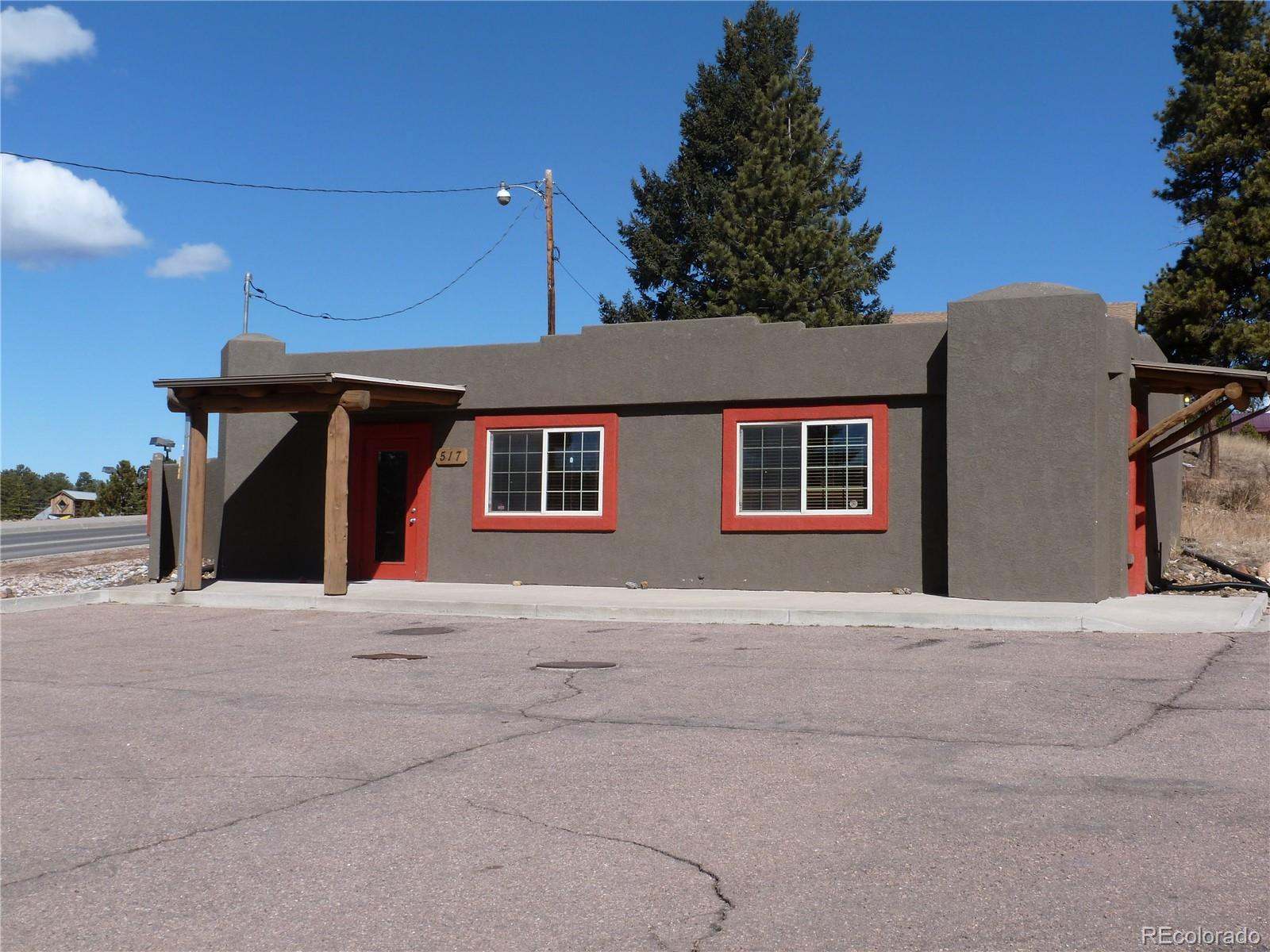 517 S Baldwin Street Property Photo - Woodland Park, CO real estate listing