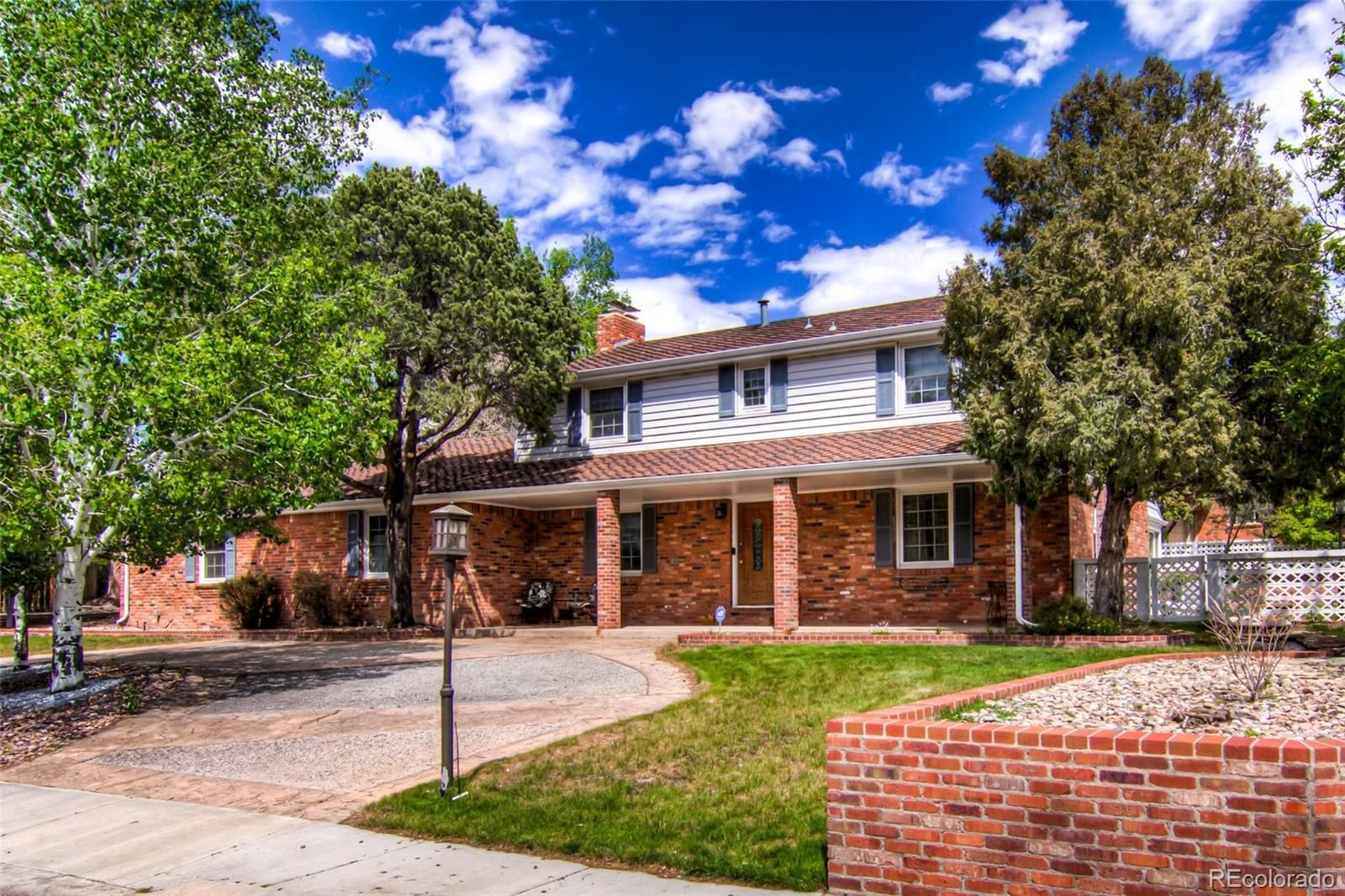 3005 Leslie Drive Property Photo - Colorado Springs, CO real estate listing