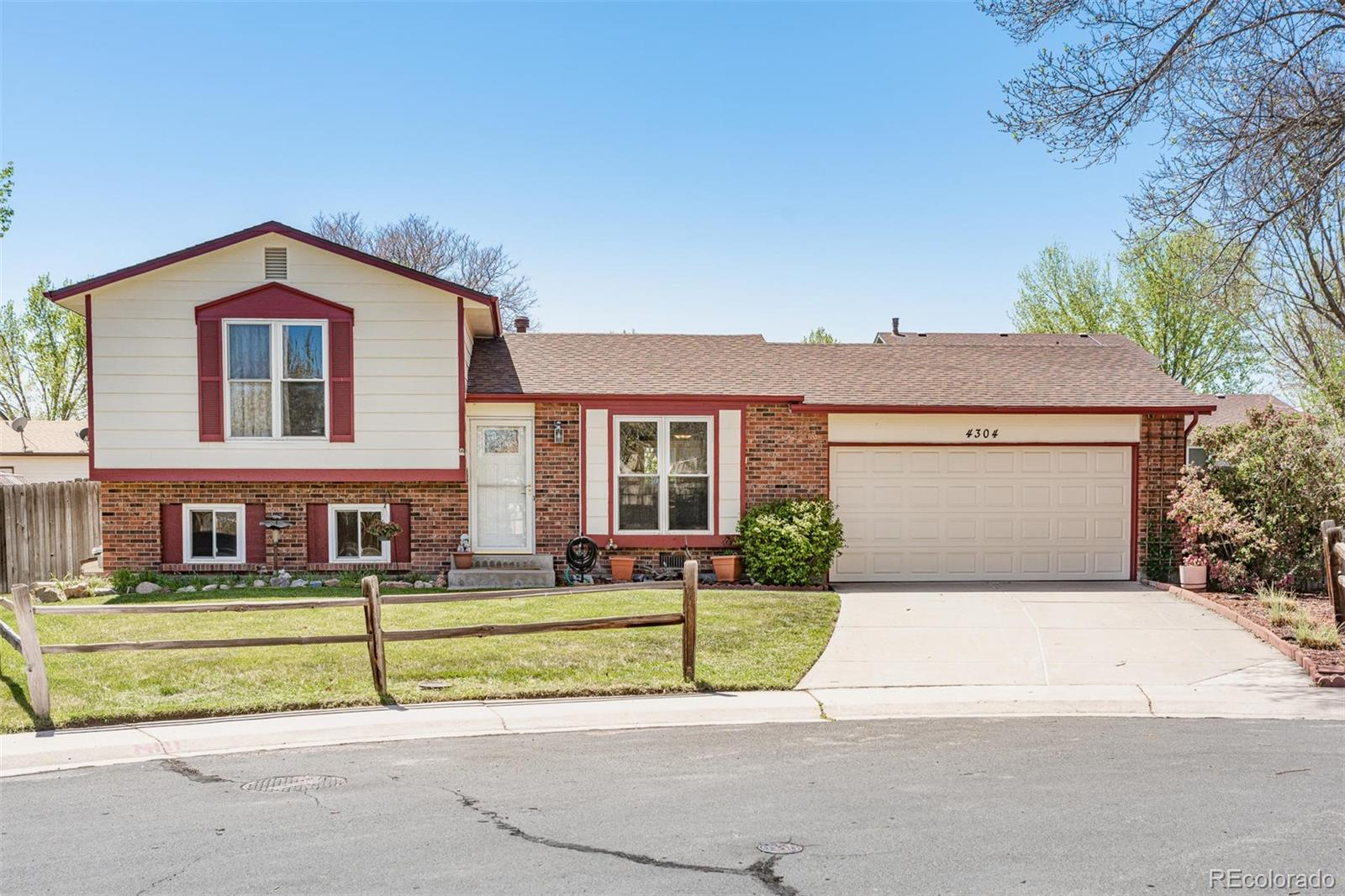 4304 E 92nd Court Property Photo - Thornton, CO real estate listing