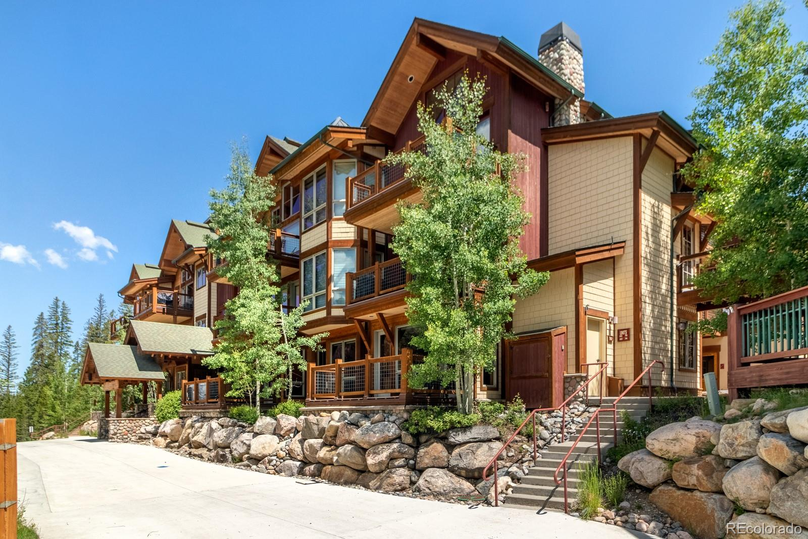80 Trademark Drive #1 Property Photo - Winter Park, CO real estate listing