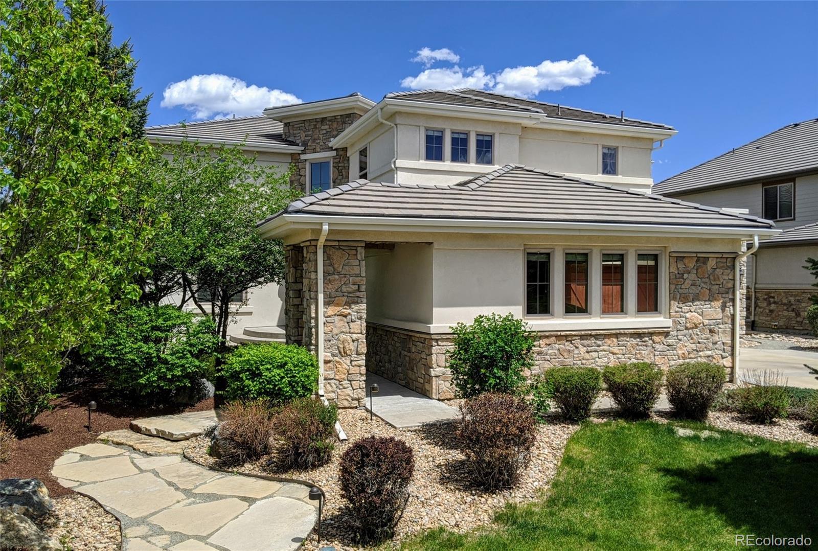 12504 Daniels Gate Drive, Castle Pines, CO 80108 - Castle Pines, CO real estate listing
