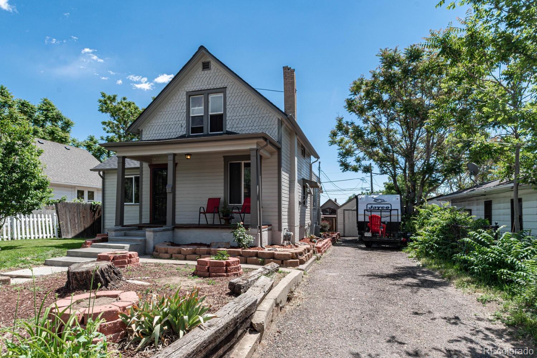 4818 Beach Court Property Photo - Denver, CO real estate listing