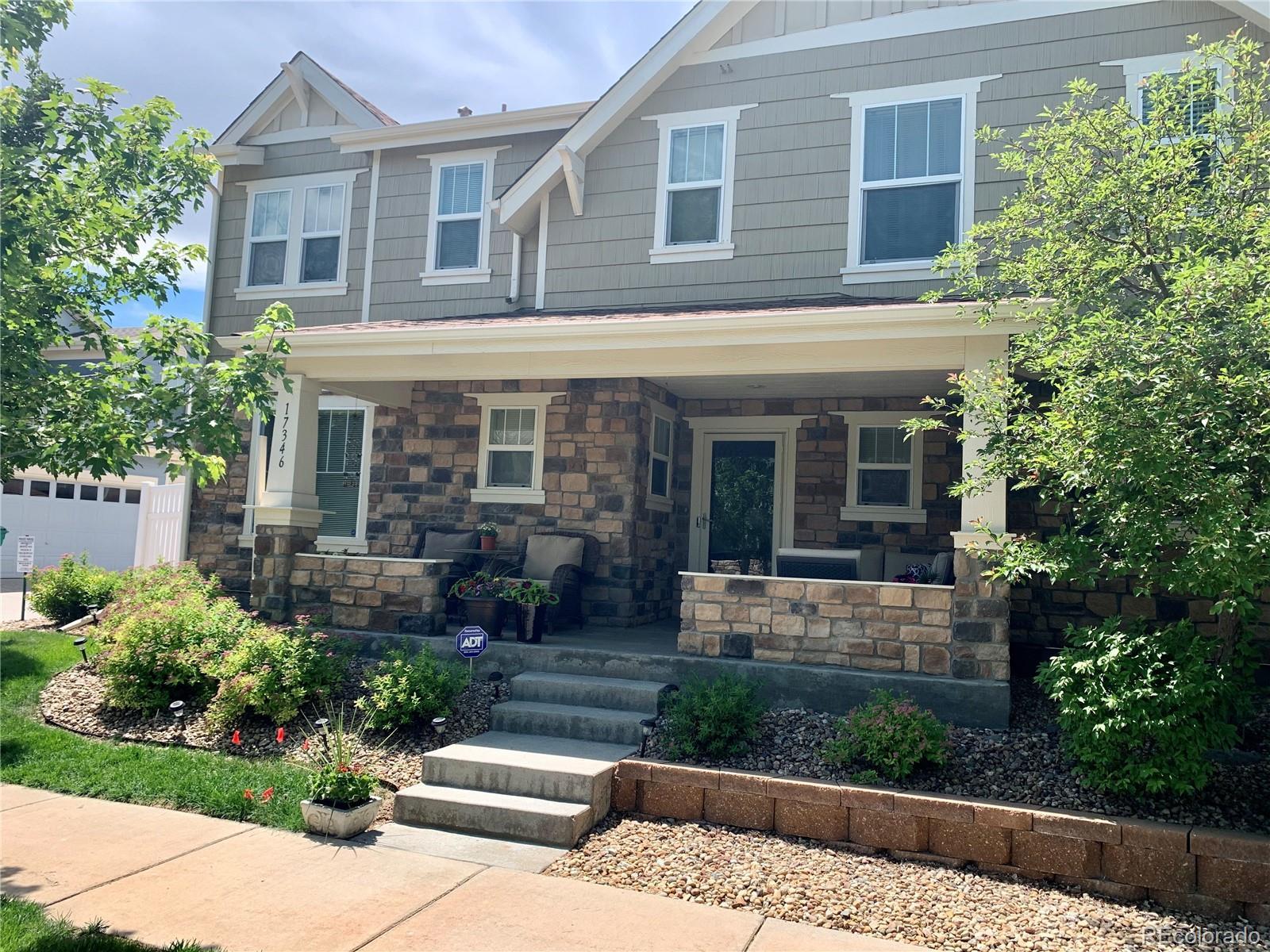 17346 E Kansas Place Property Photo - Aurora, CO real estate listing