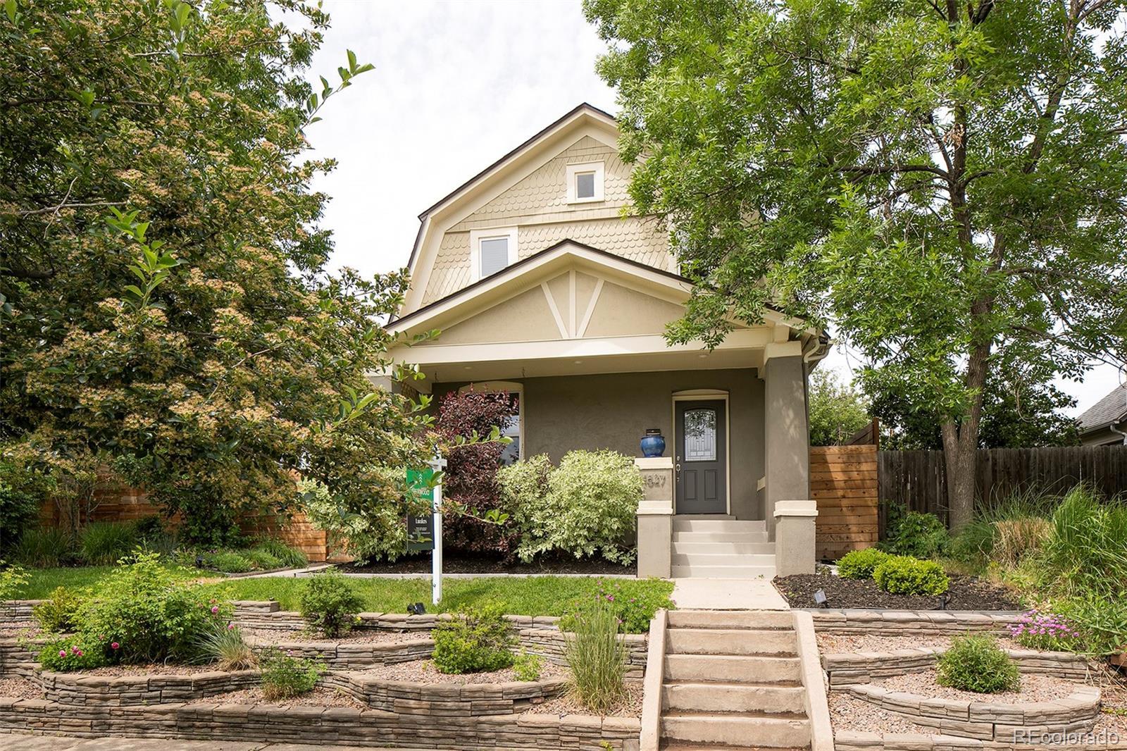 4527 Elm Court Property Photo - Denver, CO real estate listing