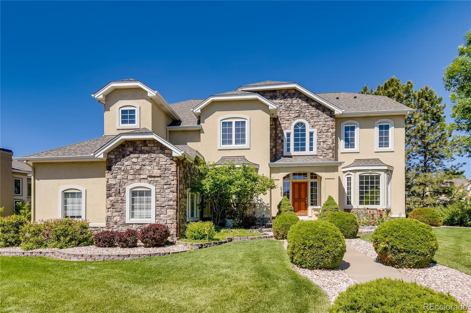 5763 S Benton Way Property Photo - Littleton, CO real estate listing