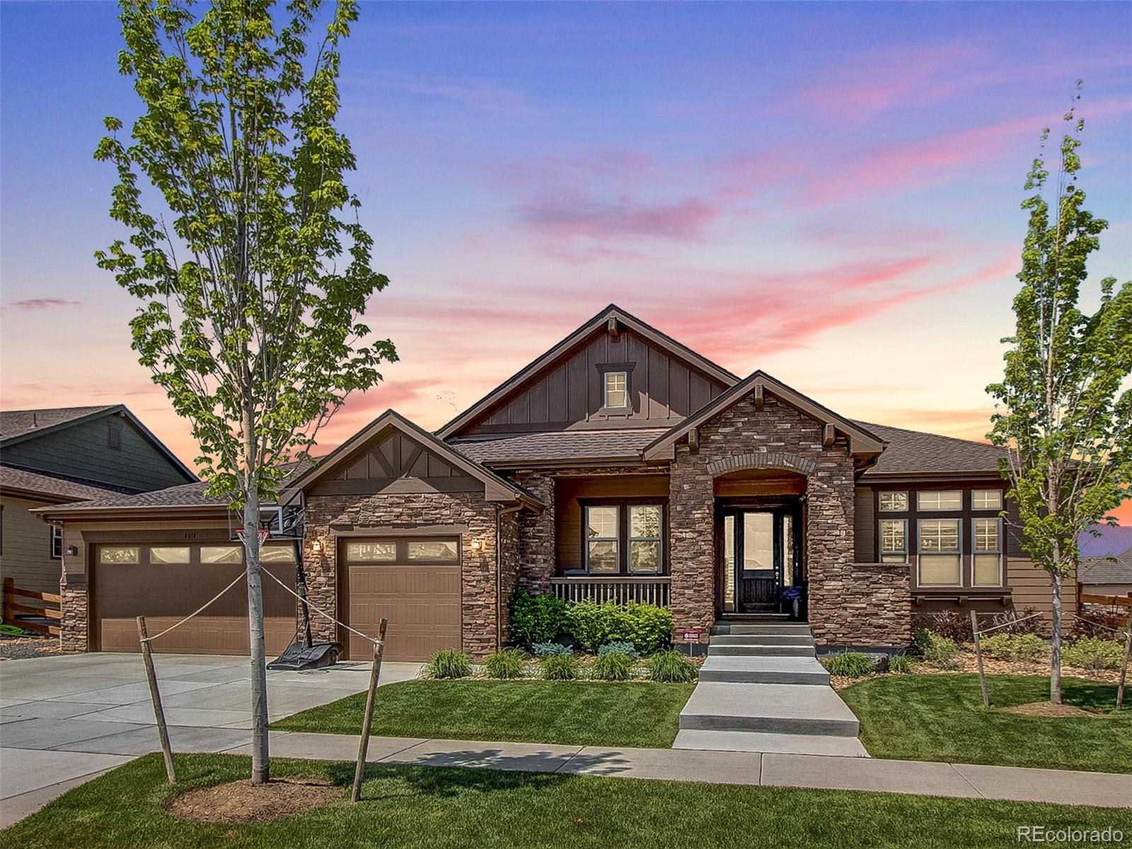 4014 Somerset Court Property Photo - Longmont, CO real estate listing