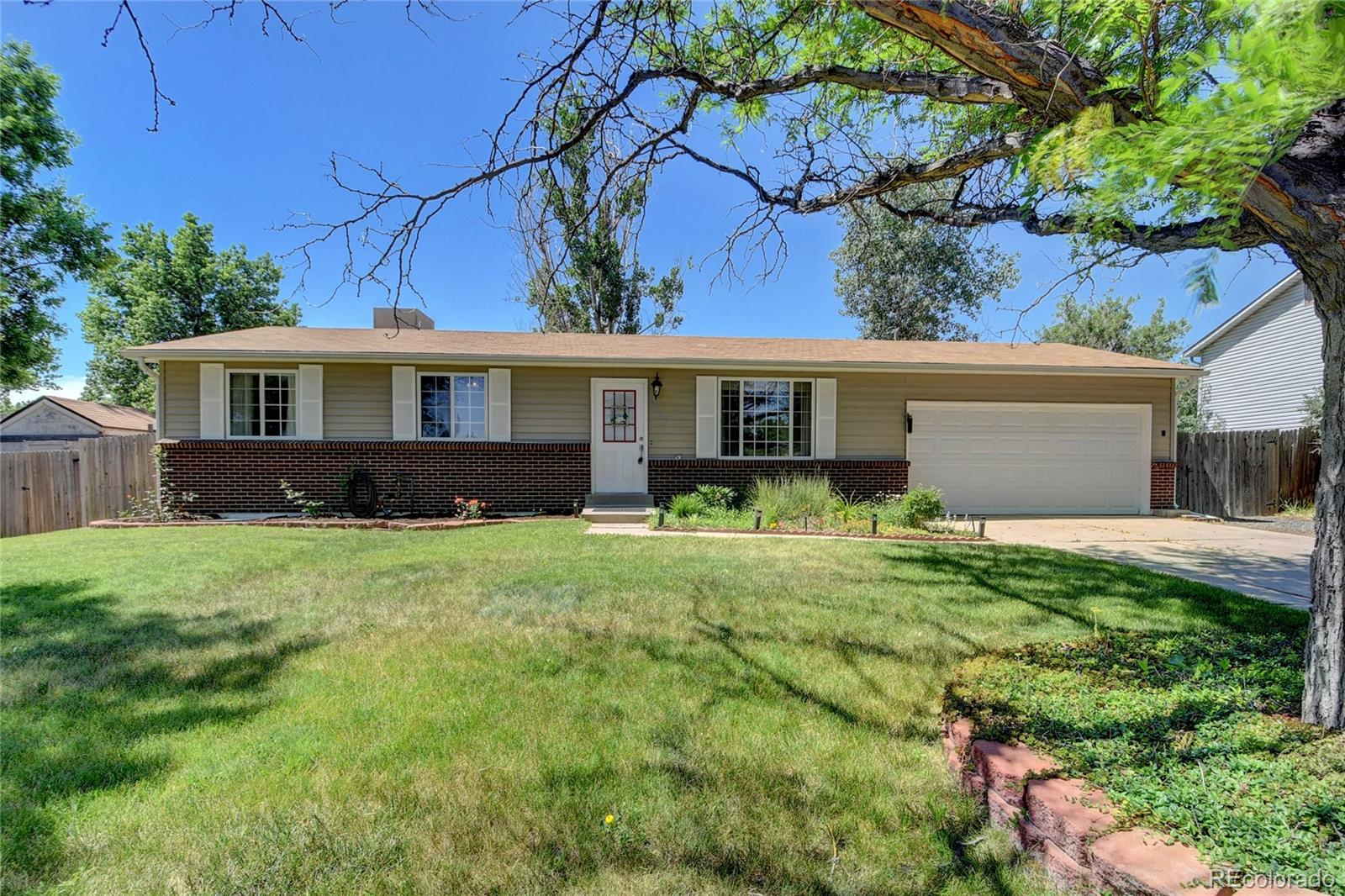 2881 S Mobile Street Property Photo - Aurora, CO real estate listing