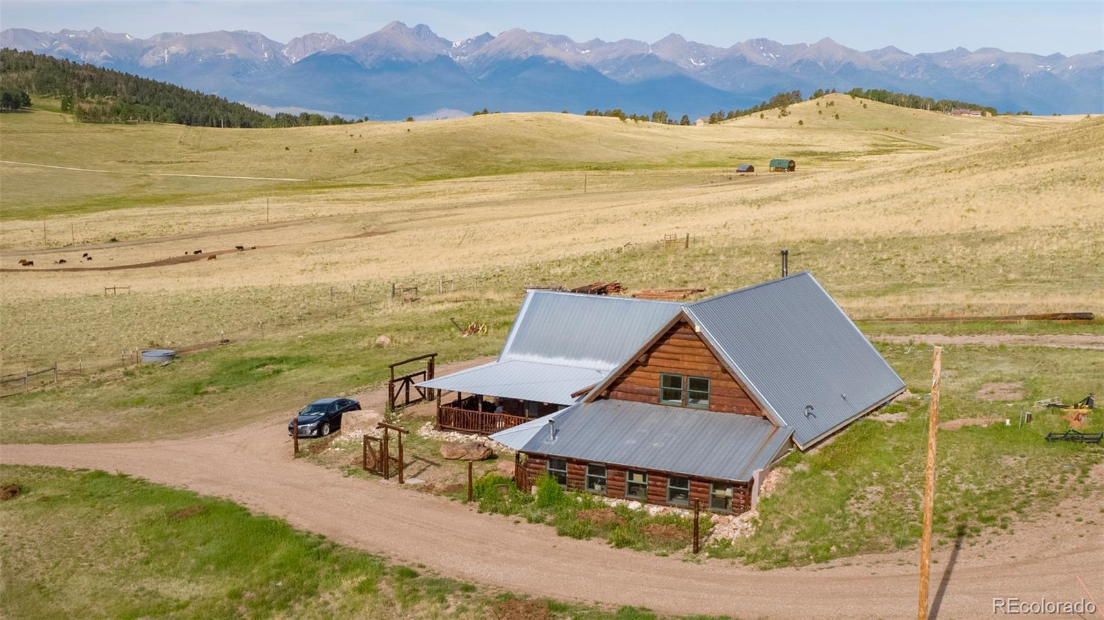 1693 and 2265 County Road 358, Westcliffe, CO 81252 - Westcliffe, CO real estate listing