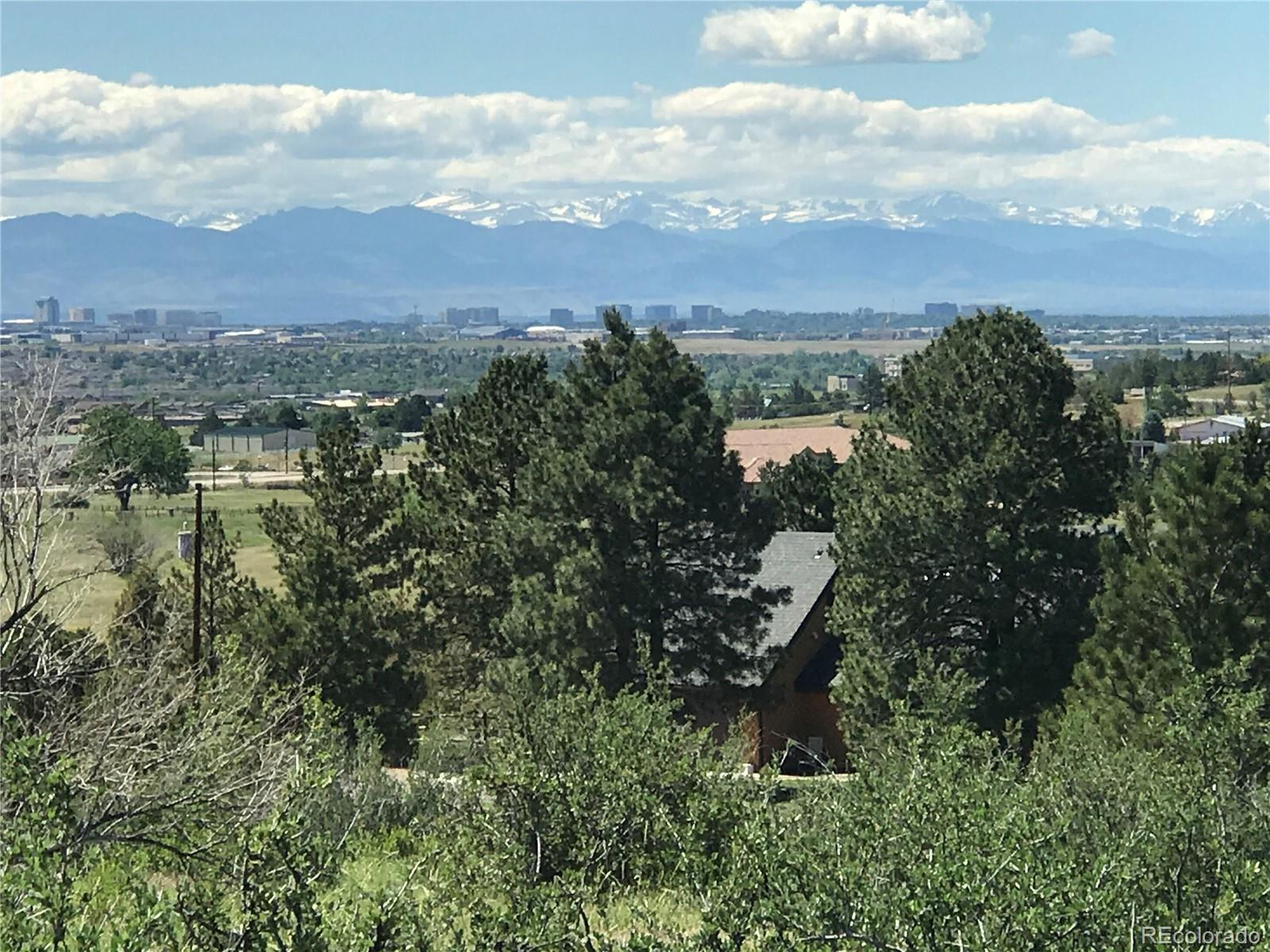 7576 Homestead Road Property Photo - Parker, CO real estate listing