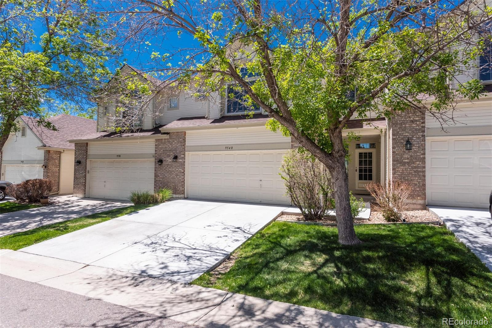 9540 W Indore Drive Property Photo - Littleton, CO real estate listing